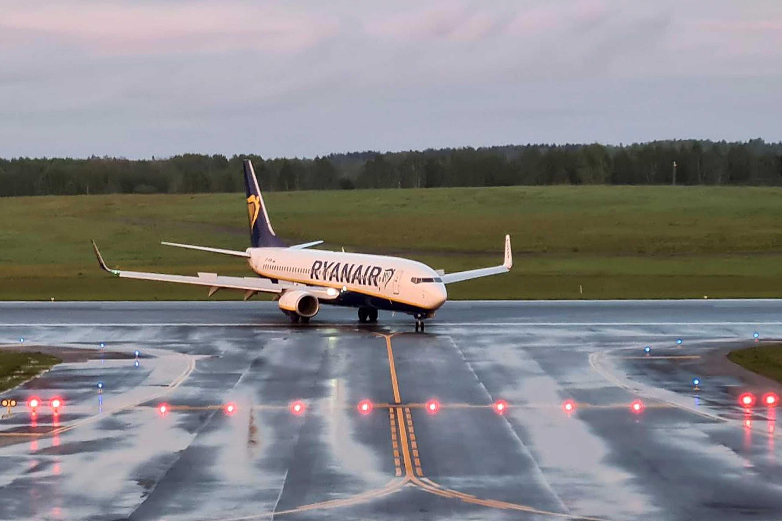 Ryanair: Έρευνες της ΕΥΠ για πράκτορες στην πτήση του Προτάσεβιτς (video)