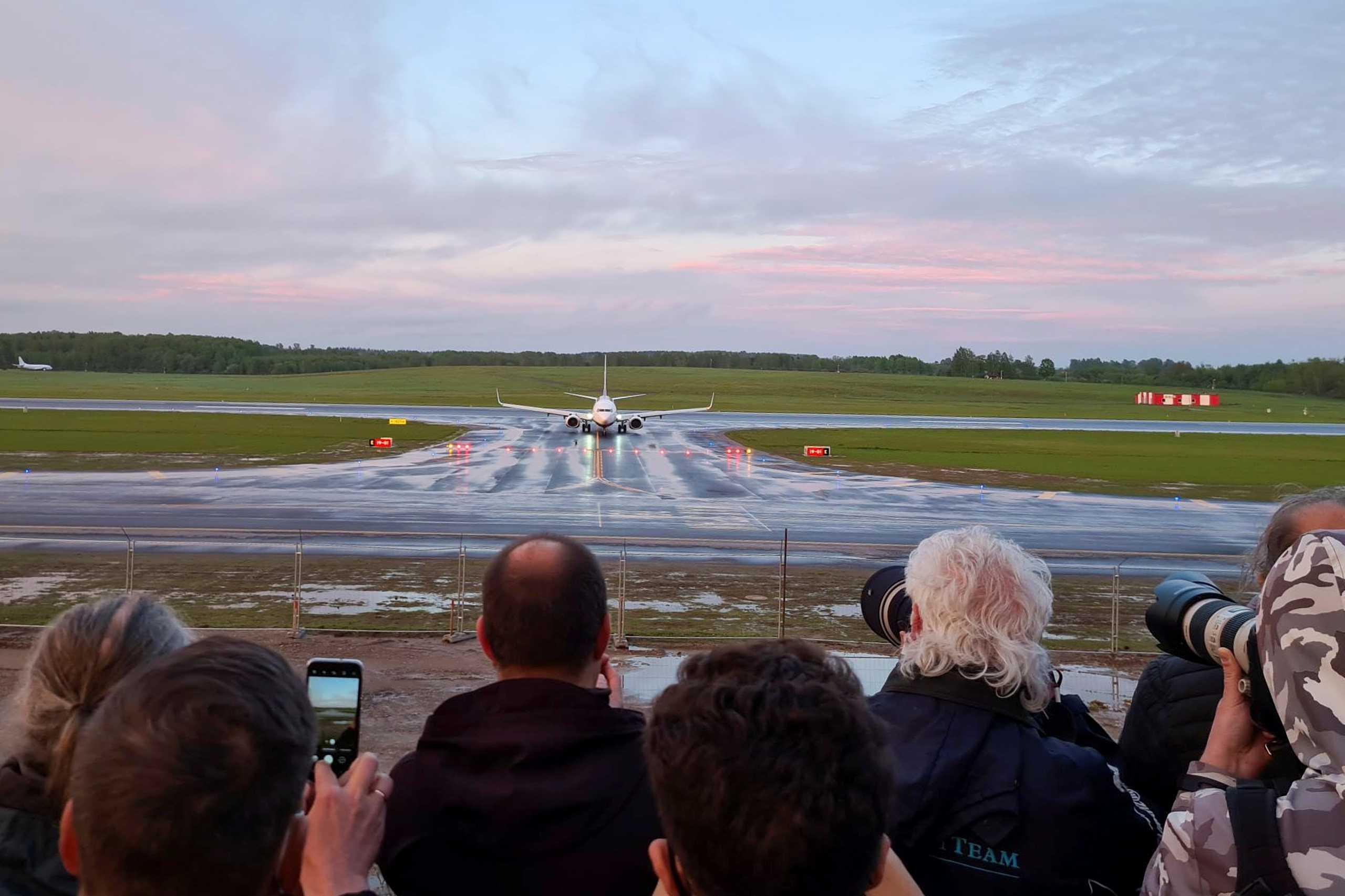 Πτήση Ryanair: Και Κύπριος ανάμεσα στους επιβάτες