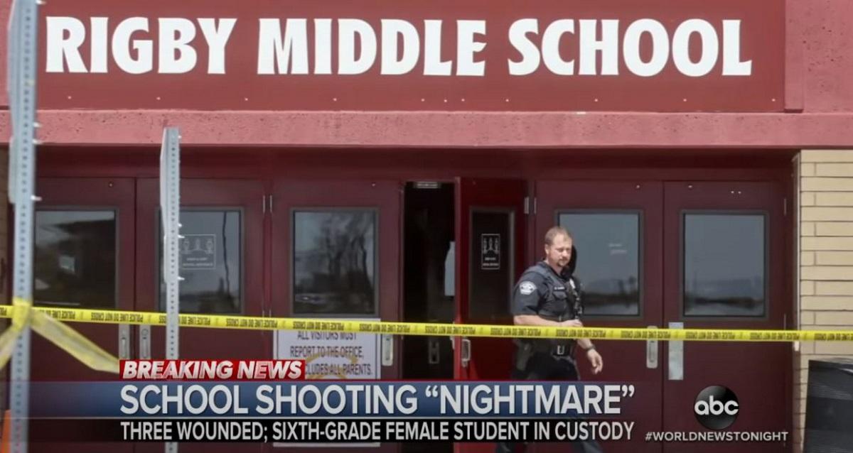 ΗΠΑ: Μαθήτρια δημοτικού άνοιξε πυρ μέσα στο σχολείο της – Τρεις τραυματίες (pics, vids)