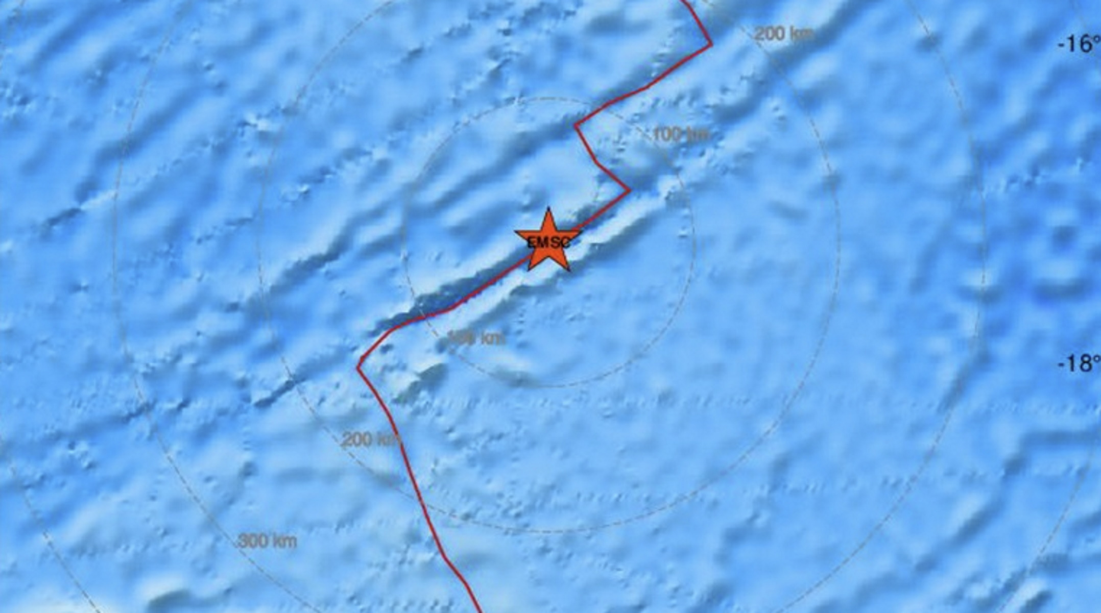 Σεισμός 6,7 Ρίχτερ στον Μαυρίκιο