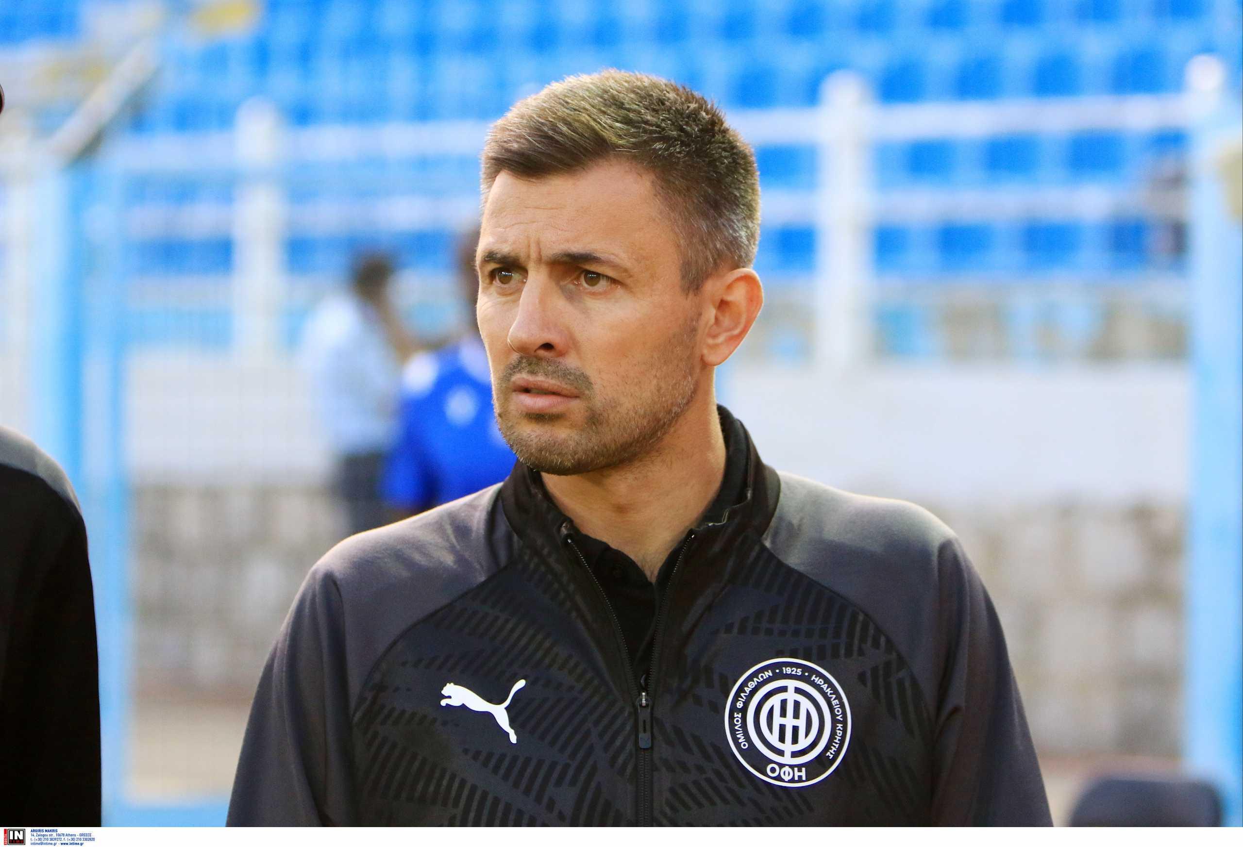 Ο Σίμος νέος προπονητής της Εθνικής Ελπίδων – Τι δήλωσε ο Ζαγοράκης