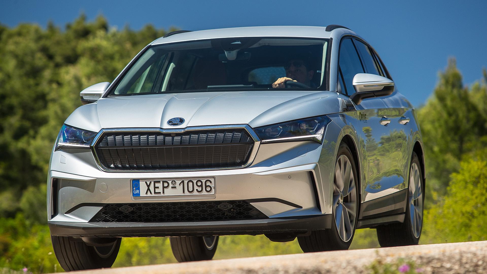 Skoda Enyaq iV: Δοκιμάζουμε το πρώτο ηλεκτρικό SUV της φίρμας (pics)