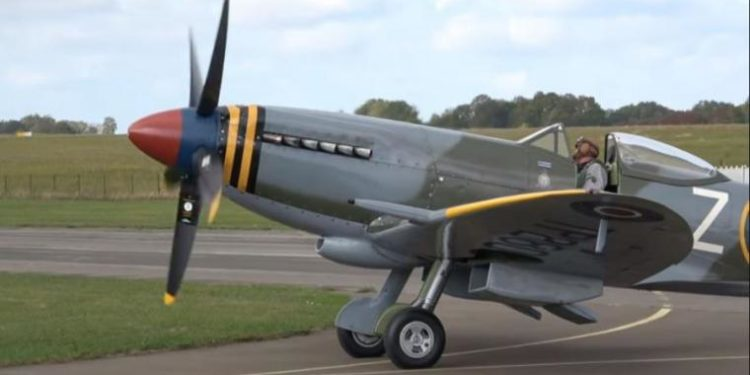 Spitfire MJ755: Επιστρέφει στην Ελλάδα το θρυλικό αεροσκάφος του Β' ΠΠ