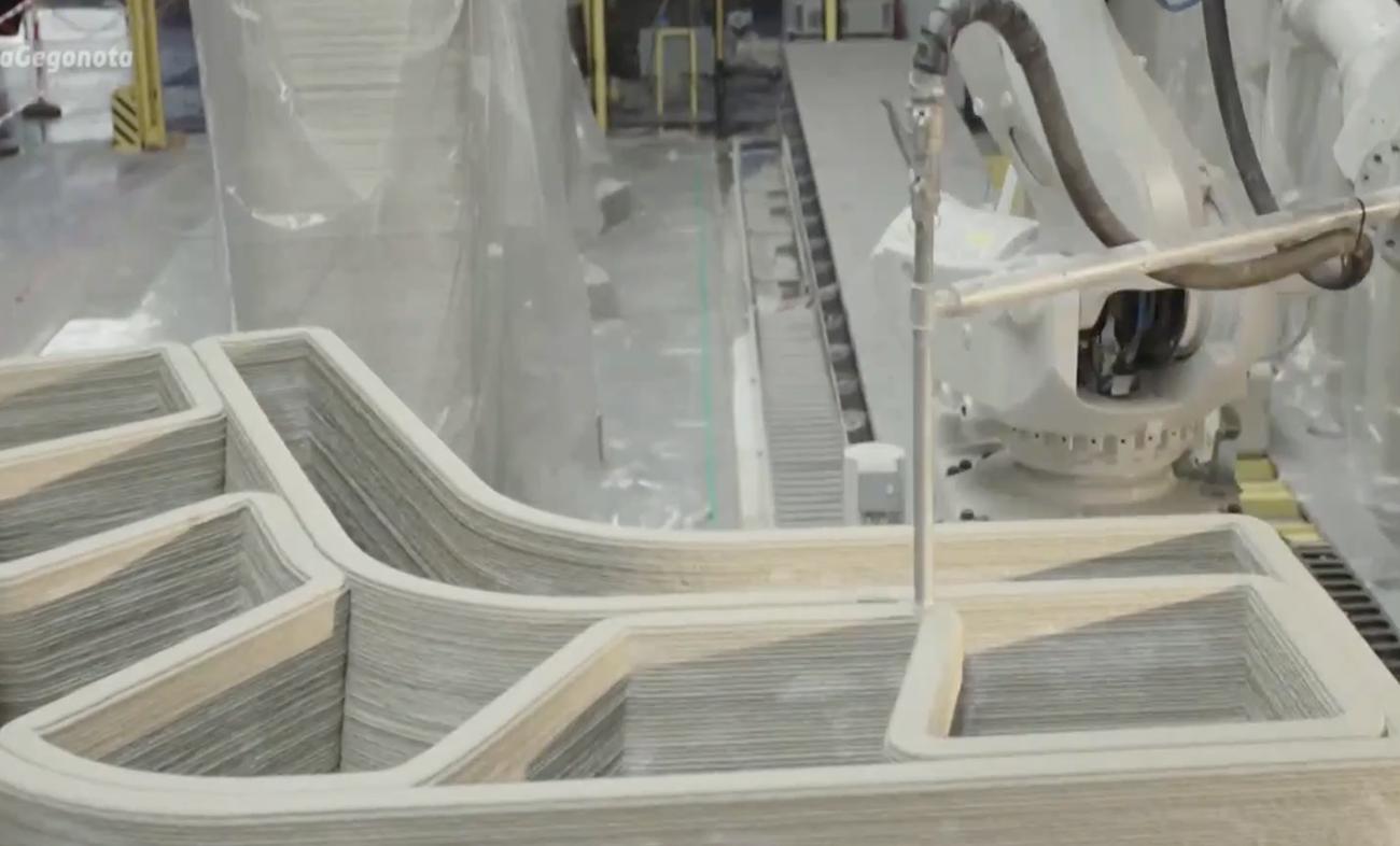 Αυτό είναι το πρώτο 3D σπίτι στην Ευρώπη – Πώς θα μοιάζουν τα σπίτια του μέλλοντος