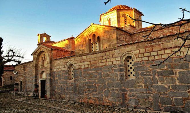 Αυτό είναι σπίτι του Αγίου Λουκά του Ιατρού στην Ελλάδα – Φωτογραφίες