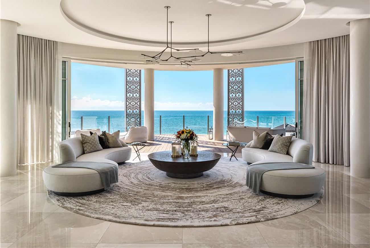 Το πολυτελές διαμέρισμα στις Μπαχάμες που όλοι θα θέλαμε να περάσουμε το καλοκαίρι