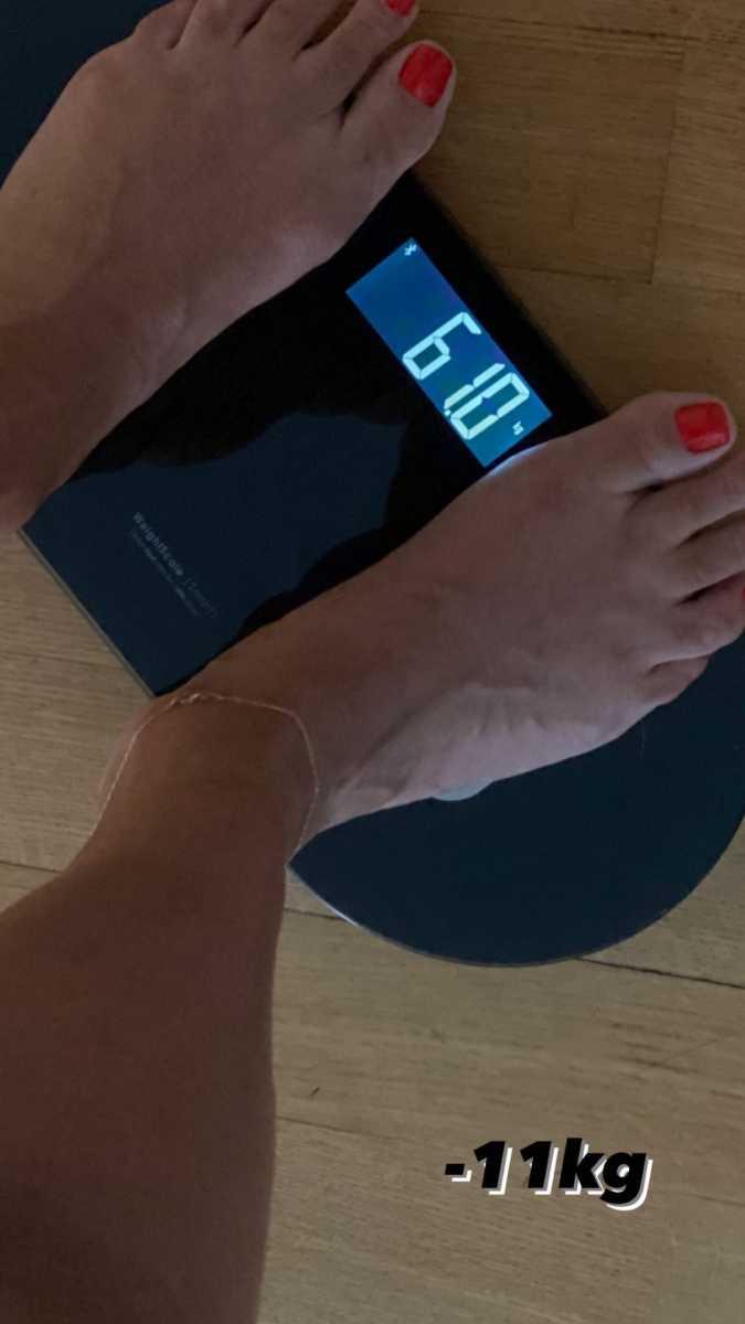Κωνσταντίνα Σπυροπούλου: Έχασε κιλά και δείχνει την ανανεωμένη σιλουέτα της