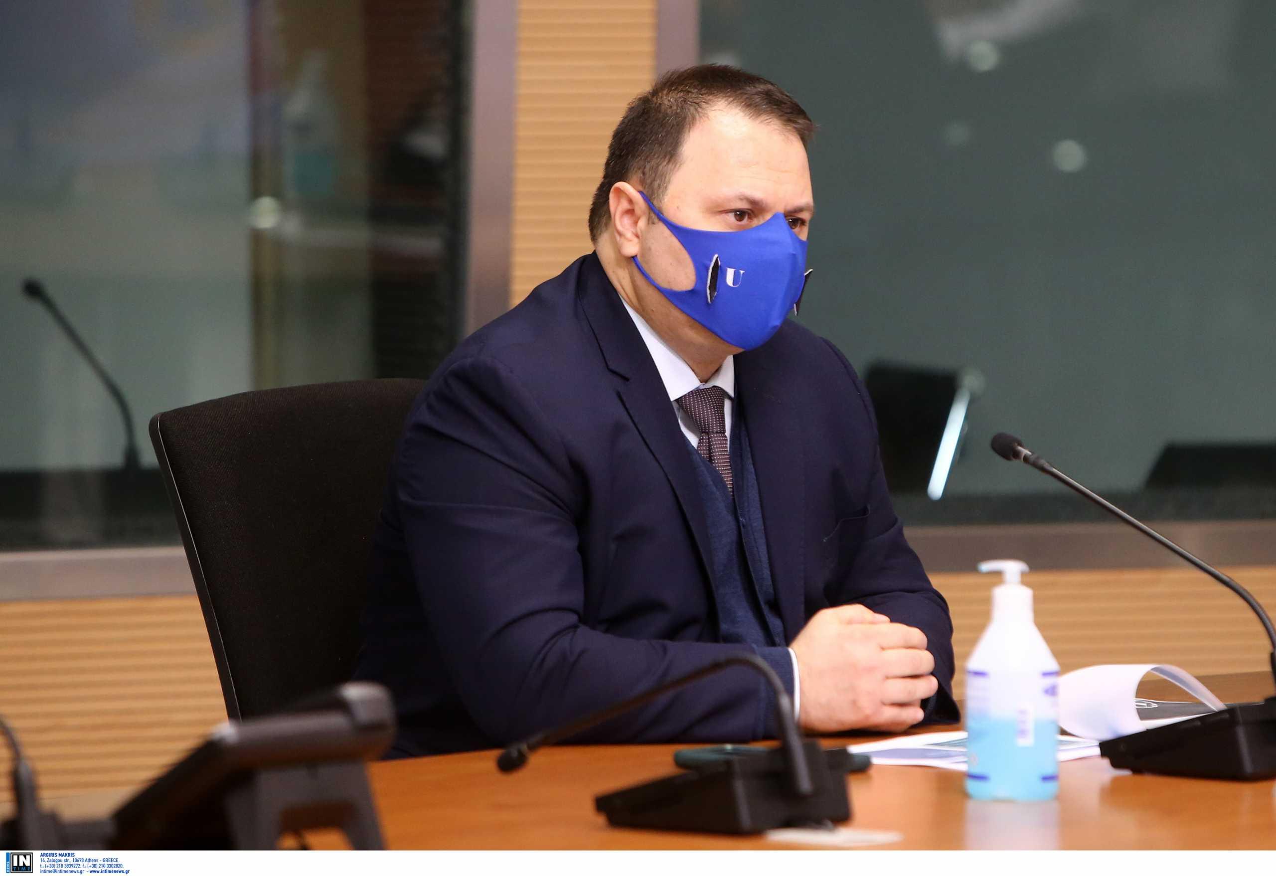 Φεύγει ο Παναγιώτης Σταμπουλίδης από το Υπουργείο Ανάπτυξης – Ο λόγος