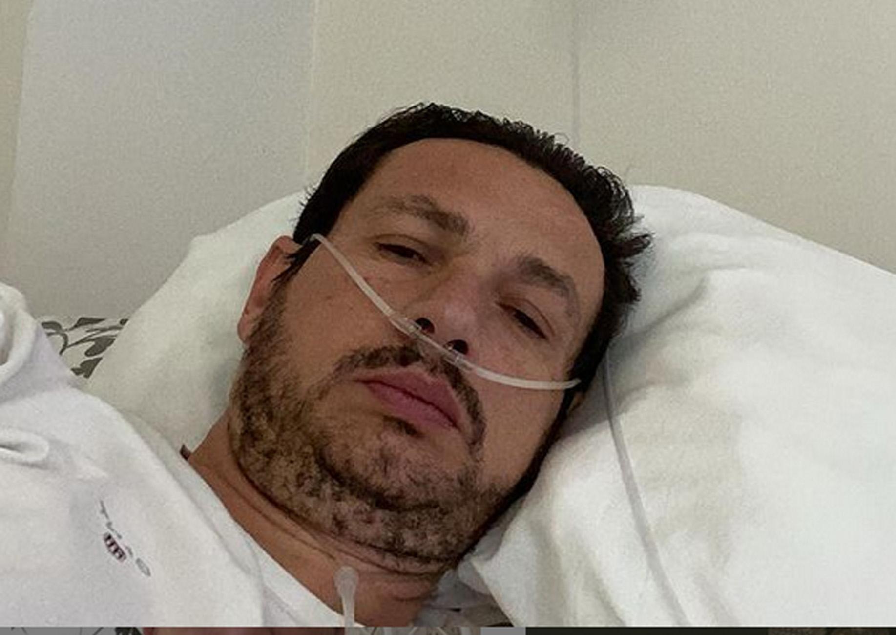 Με κορονοϊό ο ηθοποιός Σταύρος Νικολαΐδης – Νοσηλεύεται στο «Σωτηρία»