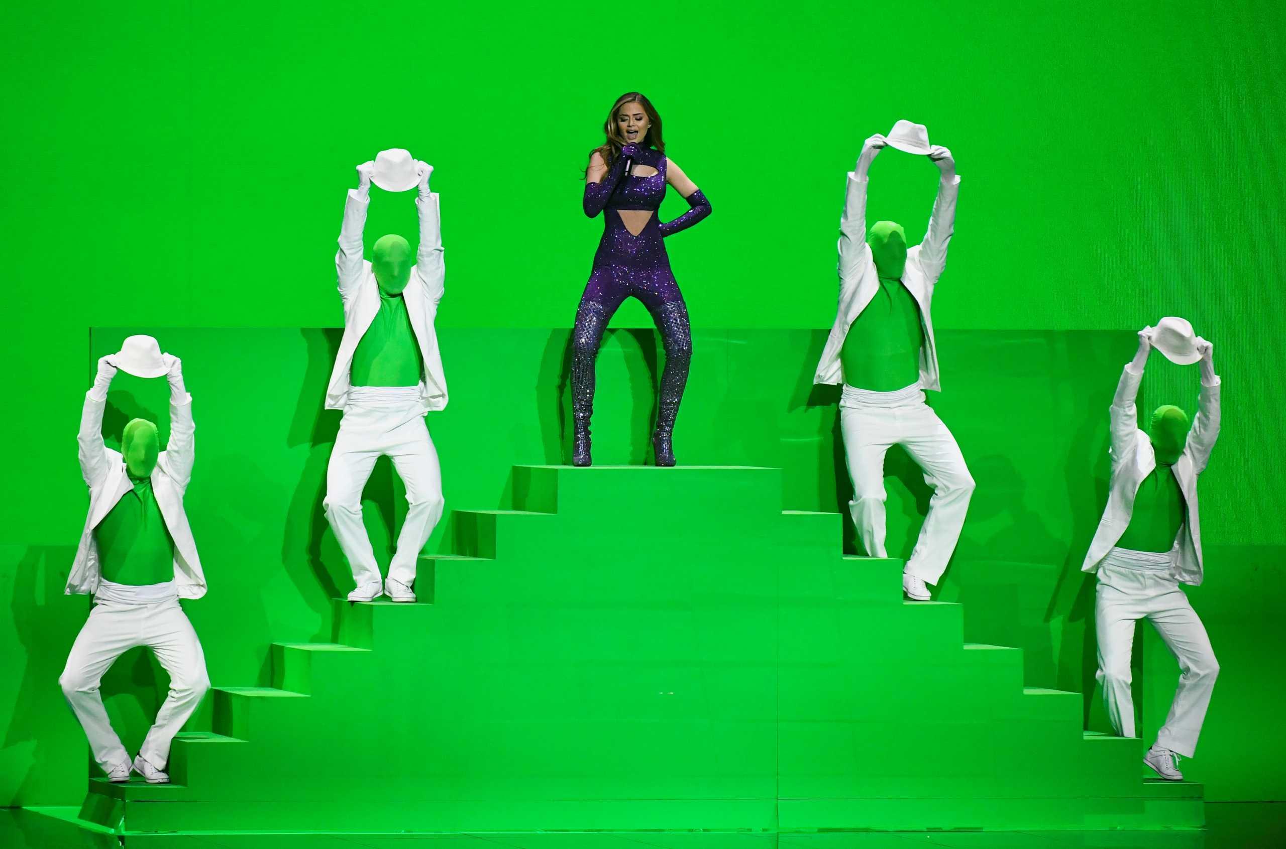 Stefania: Με ποια θέση στον ημιτελικό της Eurovision 2021 πήρε το «μαγικό εισιτήριο»;