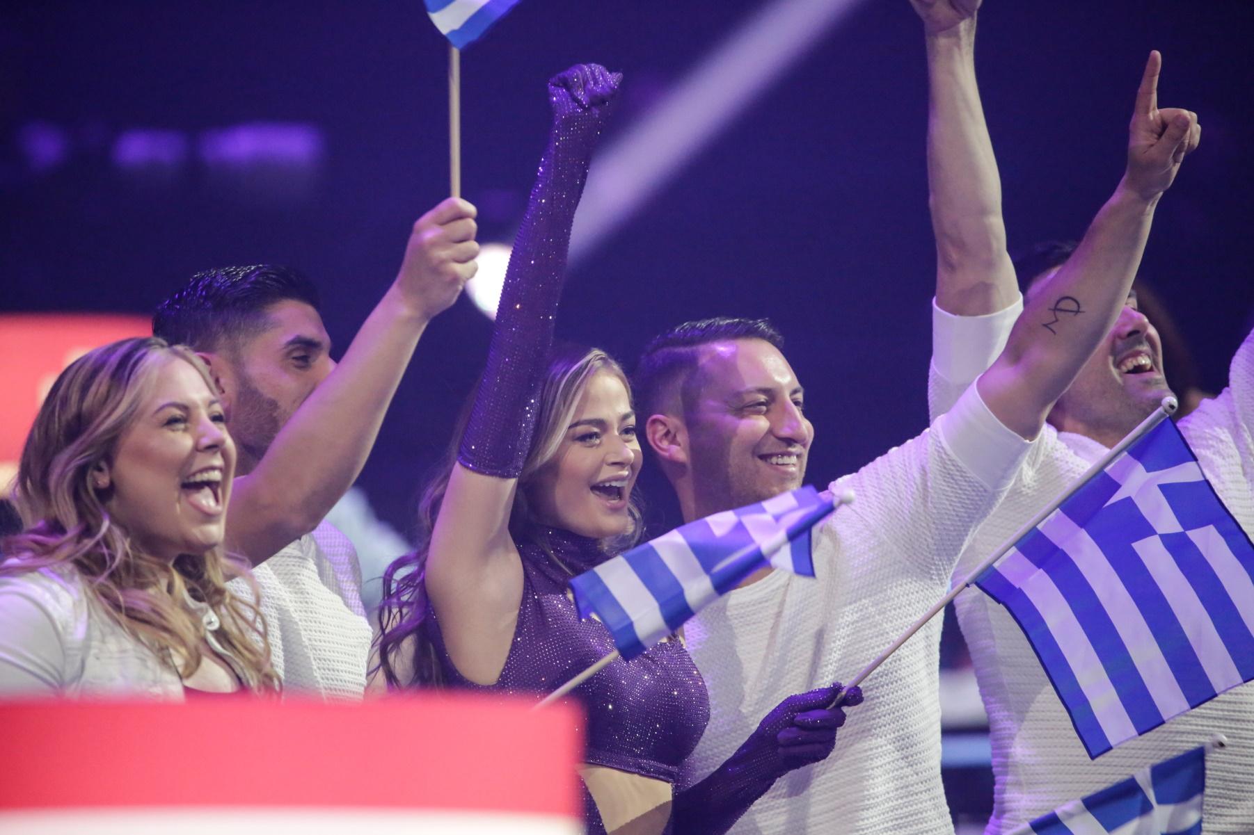 Eurovision 2021: Σε ποια θέση θα διαγωνιστεί η Stefania – Καλή επιτυχία, Ελλάδα!