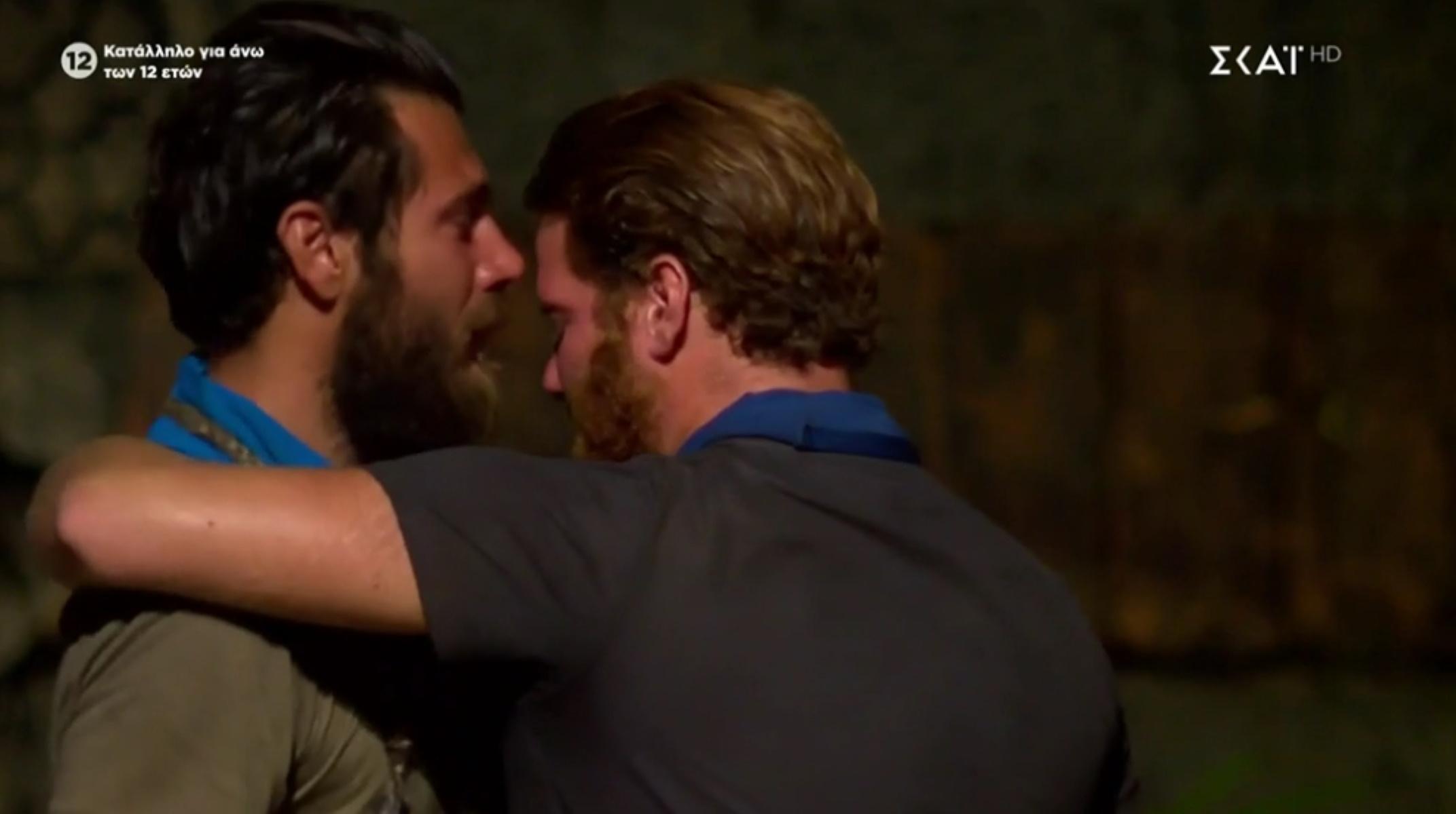 Survivor: Πλάνταξε ο Μπάρτζης στην αποχώρηση του James (video)