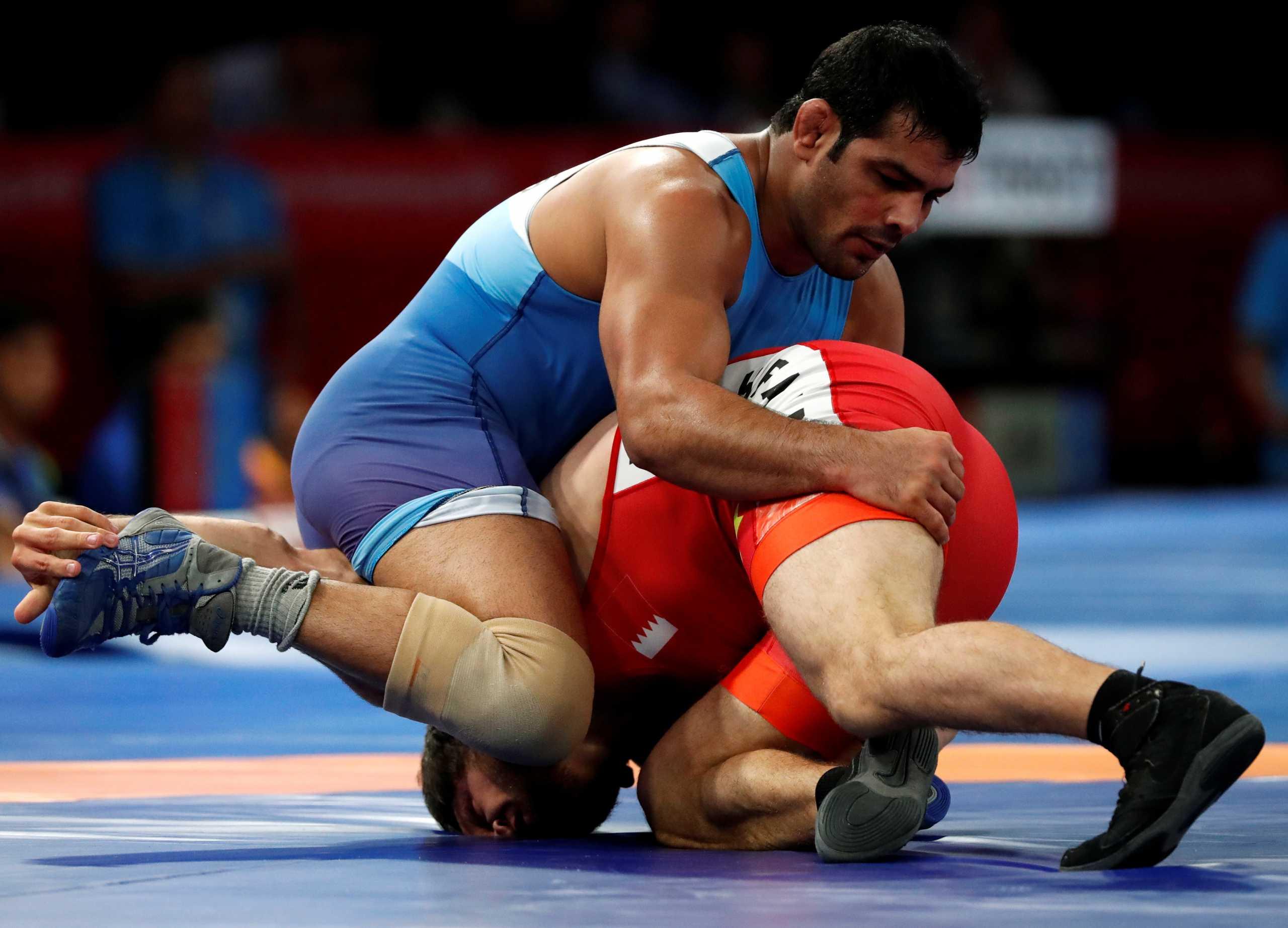 Ινδία: Συνελήφθη Ολυμπιονίκης της πάλης για εμπλοκή σε δολοφονία