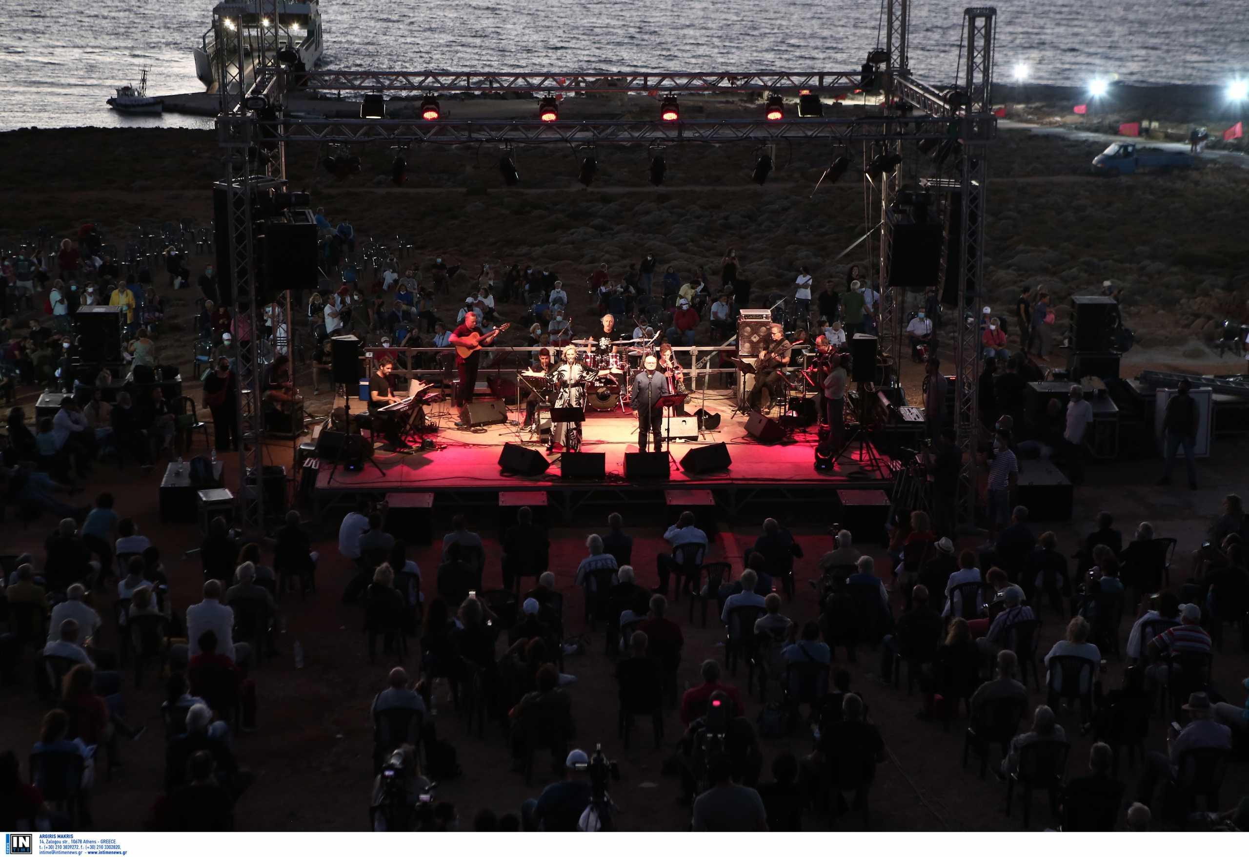 Συναυλίες ξανά από 28 Μαΐου με self test και καθήμενους – «Χαράζεται» ο νέος οδικός χάρτης