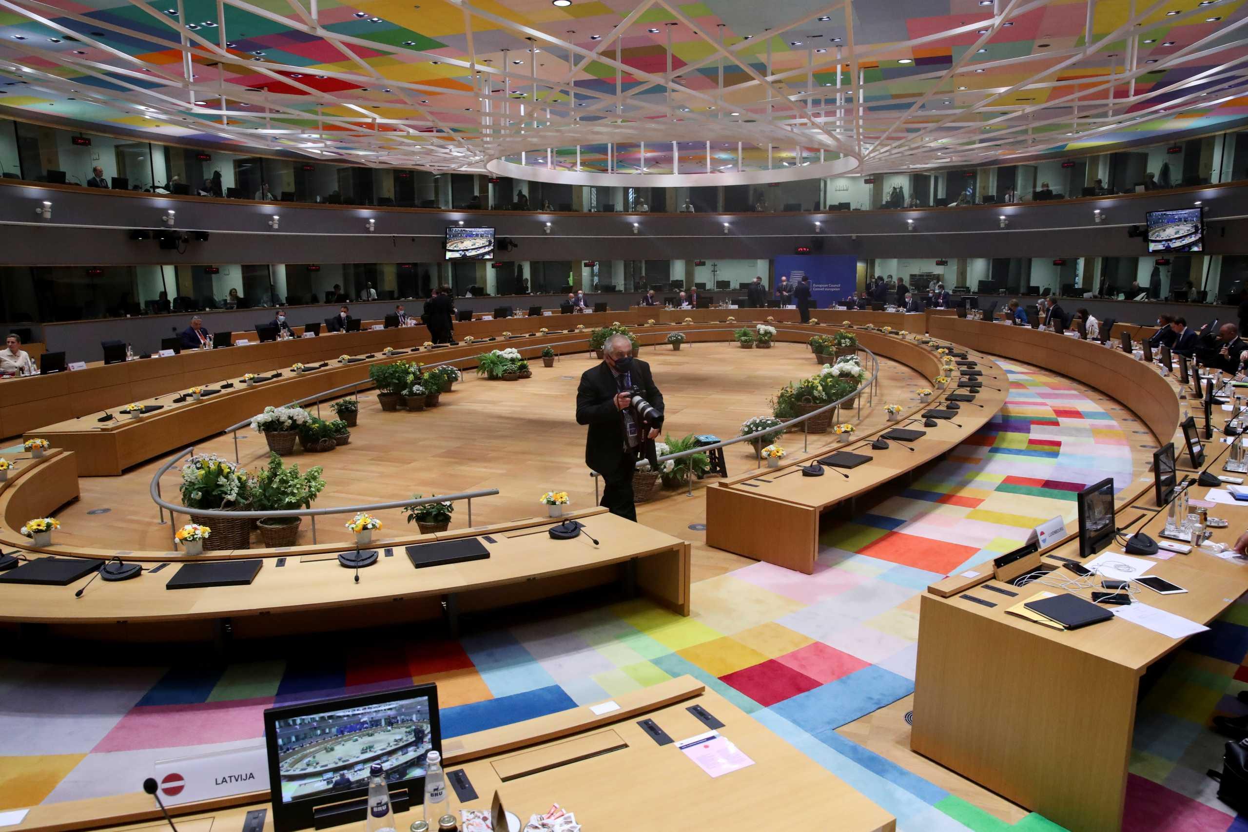 Σύνοδος Κορυφής: Αποκλεισμός του εναέριου χώρου της ΕΕ σε αεροπλάνα της Λευκορωσίας