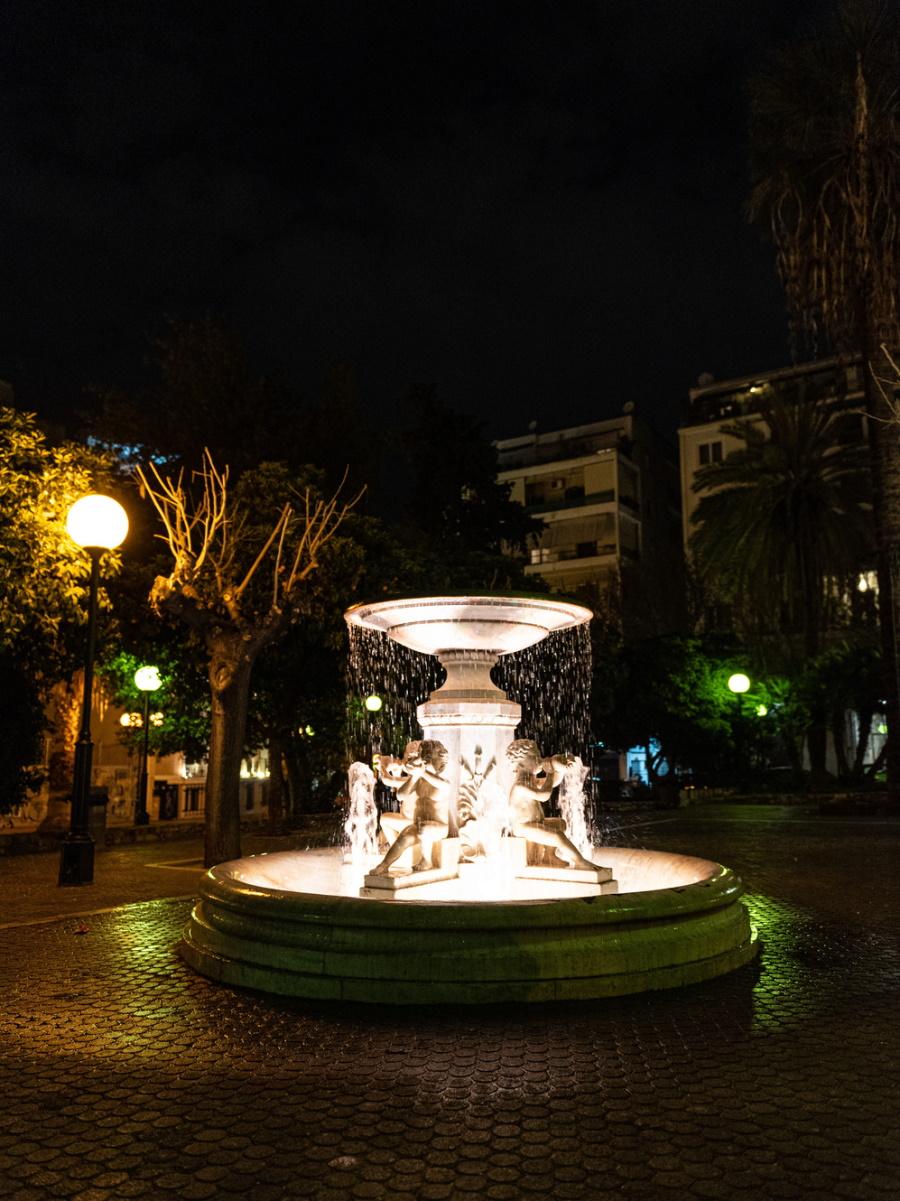Δήμος Αθηναίων: «Μεταμορφώθηκαν» τα πρώτα 20 σιντριβάνια της πόλης – Οάσεις δροσιάς (pics)