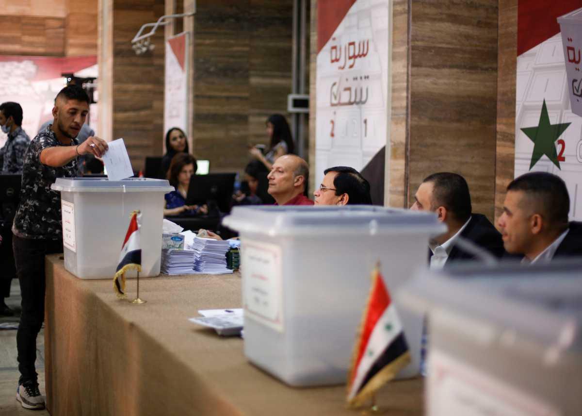 Εκλογές στη Συρία με… βέβαιη τη νίκη Άσαντ