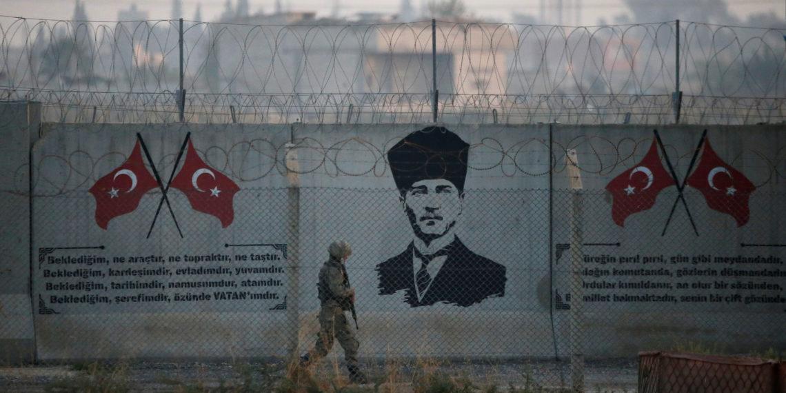 TAZ: «Η Τουρκία σε πορεία επεκτατισμού» – Βόρεια Συρία όπως «Βόρεια Κύπρος»;