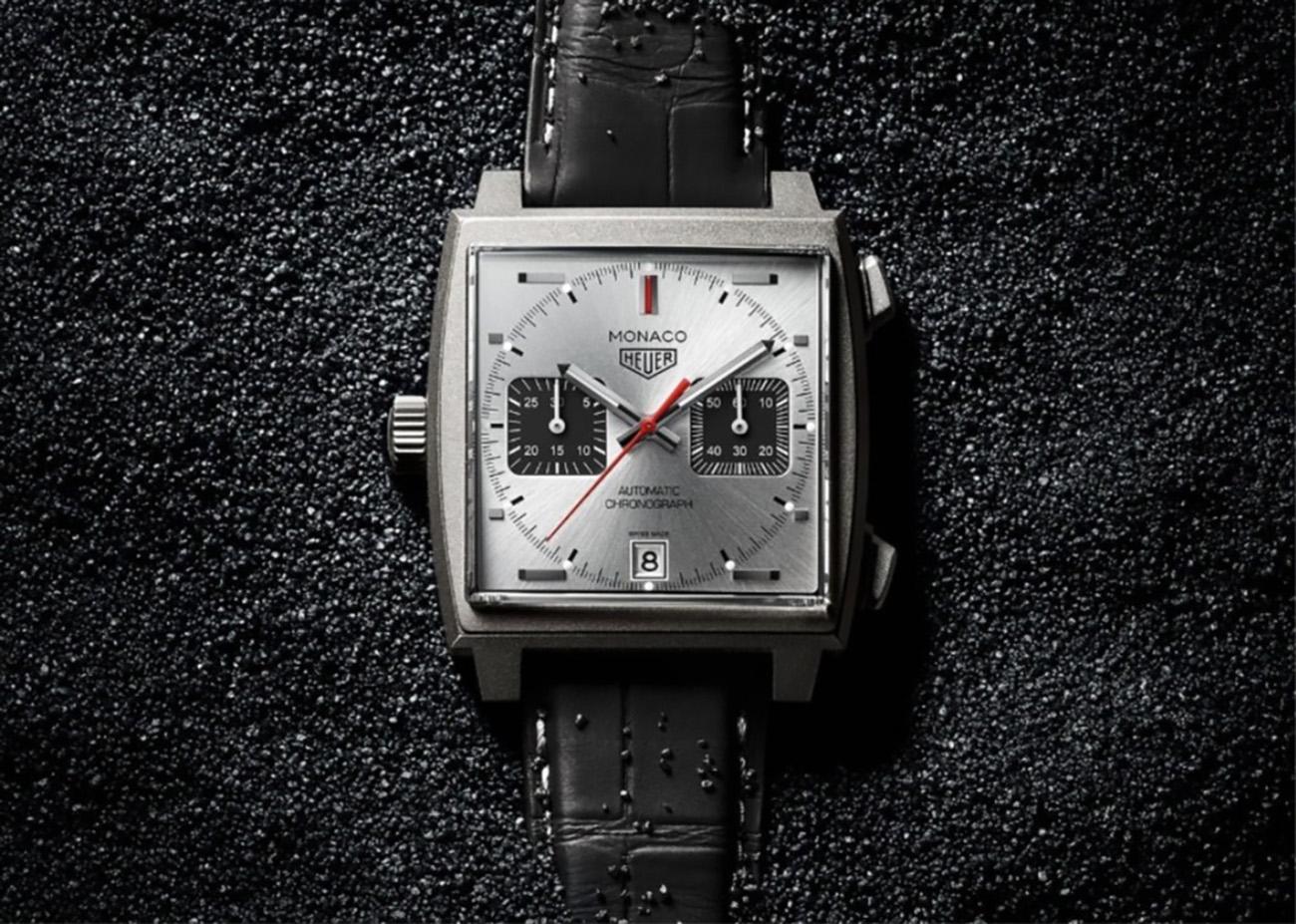 Η TAG Heuer γιορτάζει την επιστροφή του Γκραν Πρι του Μονακό με ένα απίστευτο ρολόι