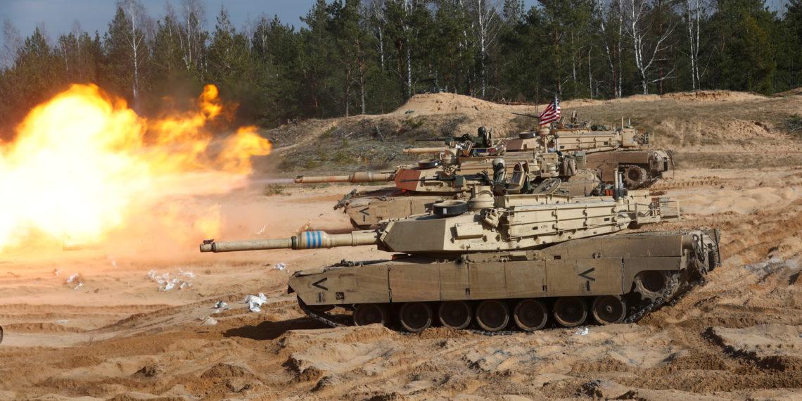 Αbrams: Τα τεθωρακισμένα άρματα μάχης σε ρόλο… ελεύθερου σκοπευτή [vid]