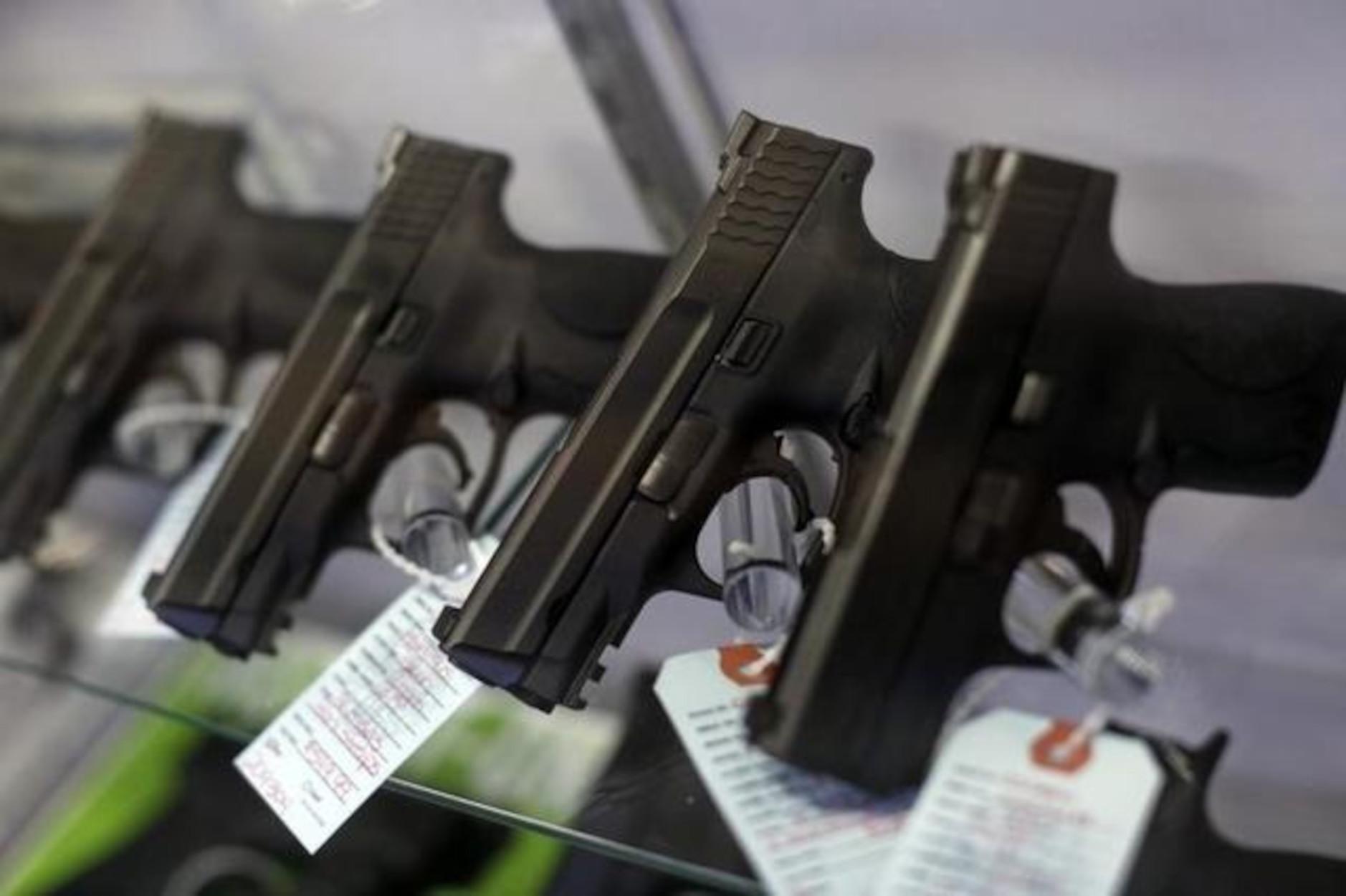 Τέξας: Ψηφίστηκε νόμος που επιτρέπει την κατοχή όπλων χωρίς καμία άδεια