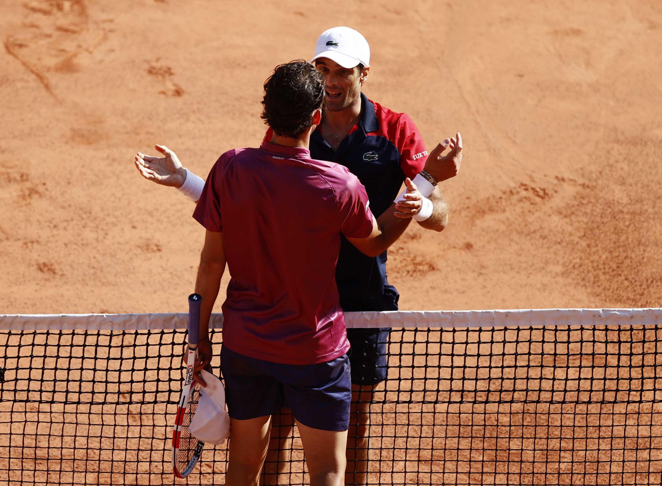 Roland Garros: Πρώτη τεράστια έκπληξη, αποκλείστηκε ο Τιμ