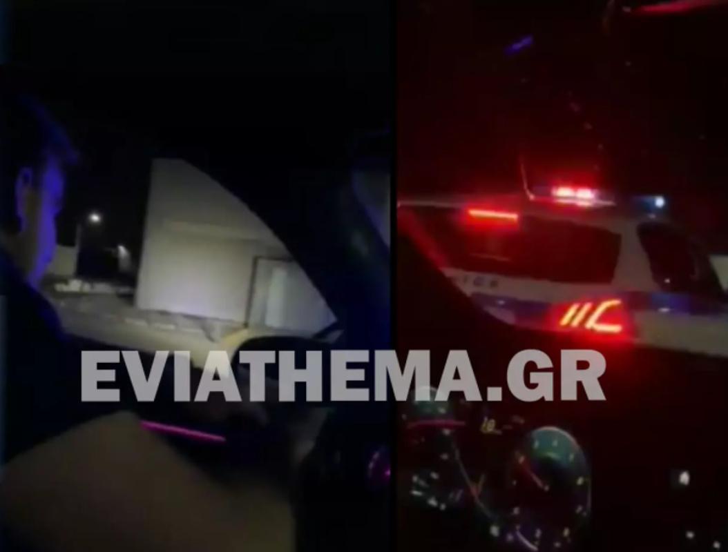 Νεαροί «βούτηξαν» περιπολικό της αστυνομίας για να τραβήξουν βίντεο για το Tik Tok