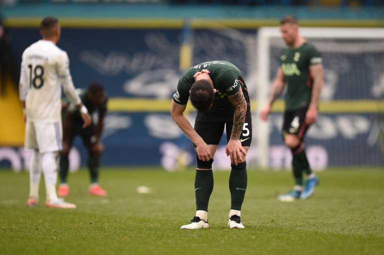 Premier League: «Σφαλιάρα» στην Τότεναμ και «μάχη» για την Ευρώπη