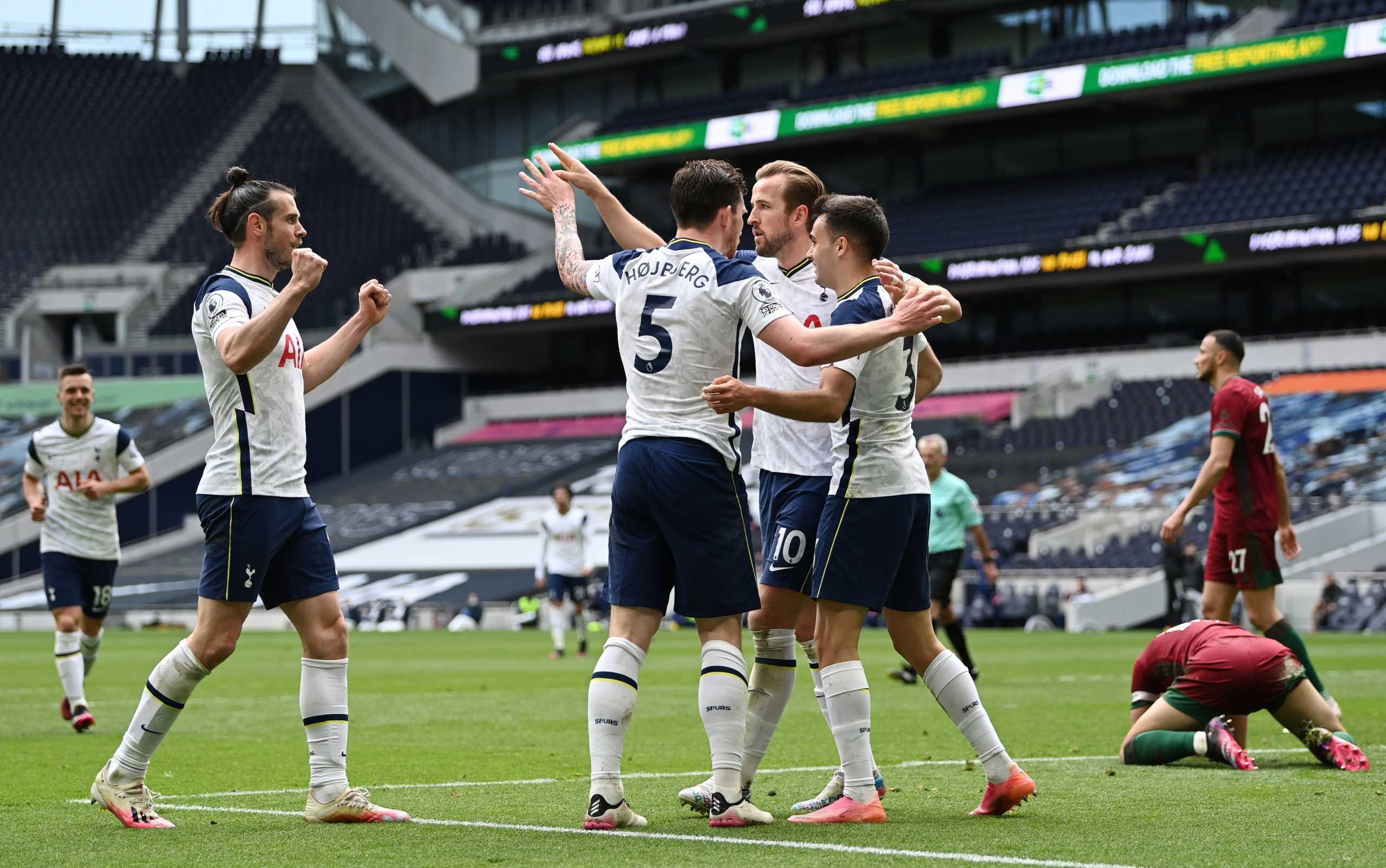 Premier League: «Αγκαλιά» με την ευρωπαϊκή έξοδο η Τότεναμ