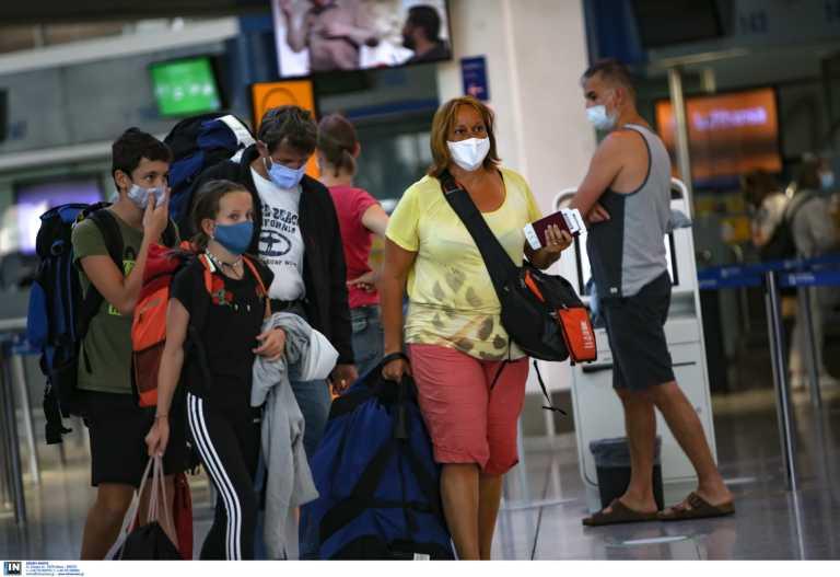 Γερμανία: «Εκτός κινδύνου» λόγω κορονοϊού 4 περιφέρειες της Ελλάδας και η Κύπρος