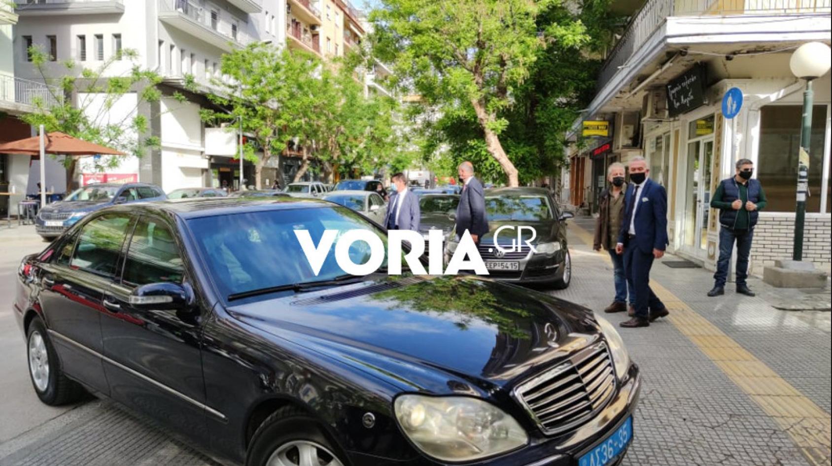 Στη Θράκη ο υφυπουργός Εξωτερικών της Τουρκίας