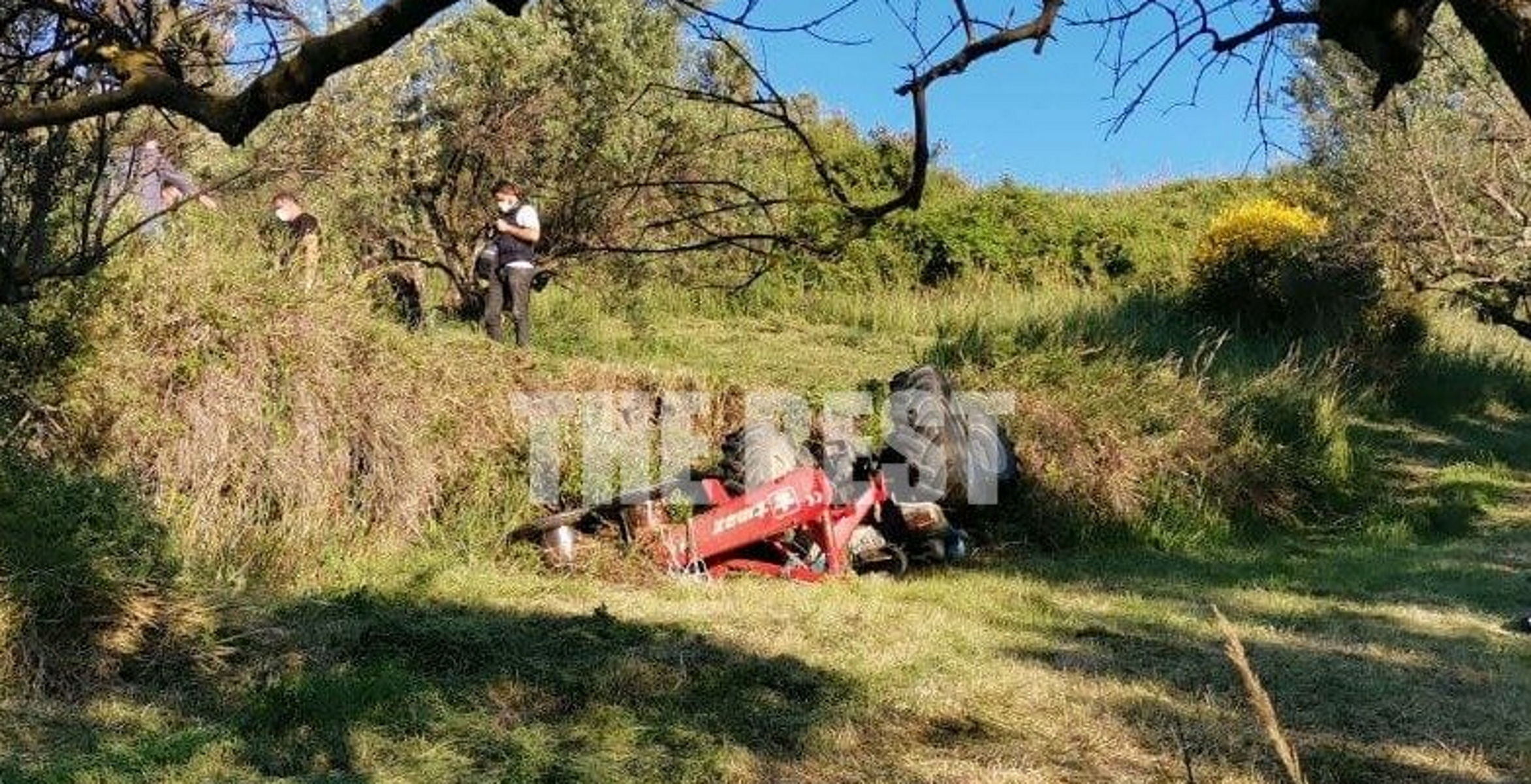 Τραγωδία στην Πάτρα: Νεκρός 47χρονος που καταπλακώθηκε από τρακτέρ