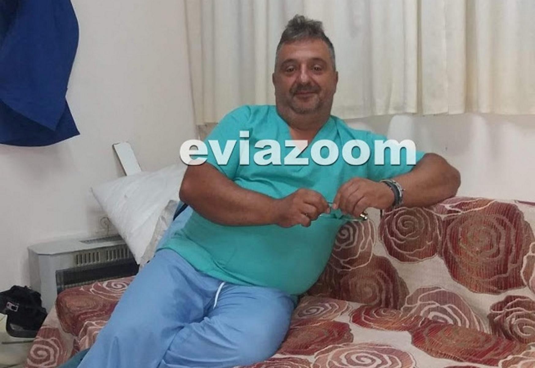 Κορονοϊός: Θρήνος για τον 50χρονο τραυματιοφορέα που νικήθηκε από τον ιό[photos]