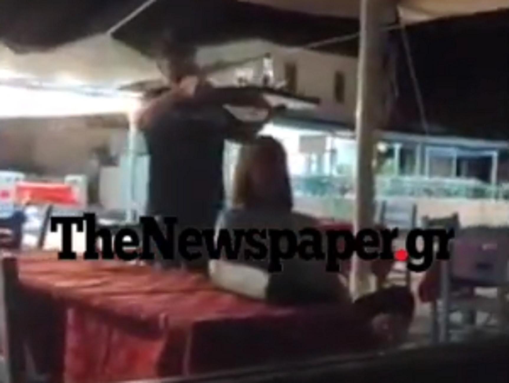 Βόλος: Το πρώτο σερβίρισμα μετά από έξι μήνες – Οι εικόνες που προκαλούν συζητήσεις (video)