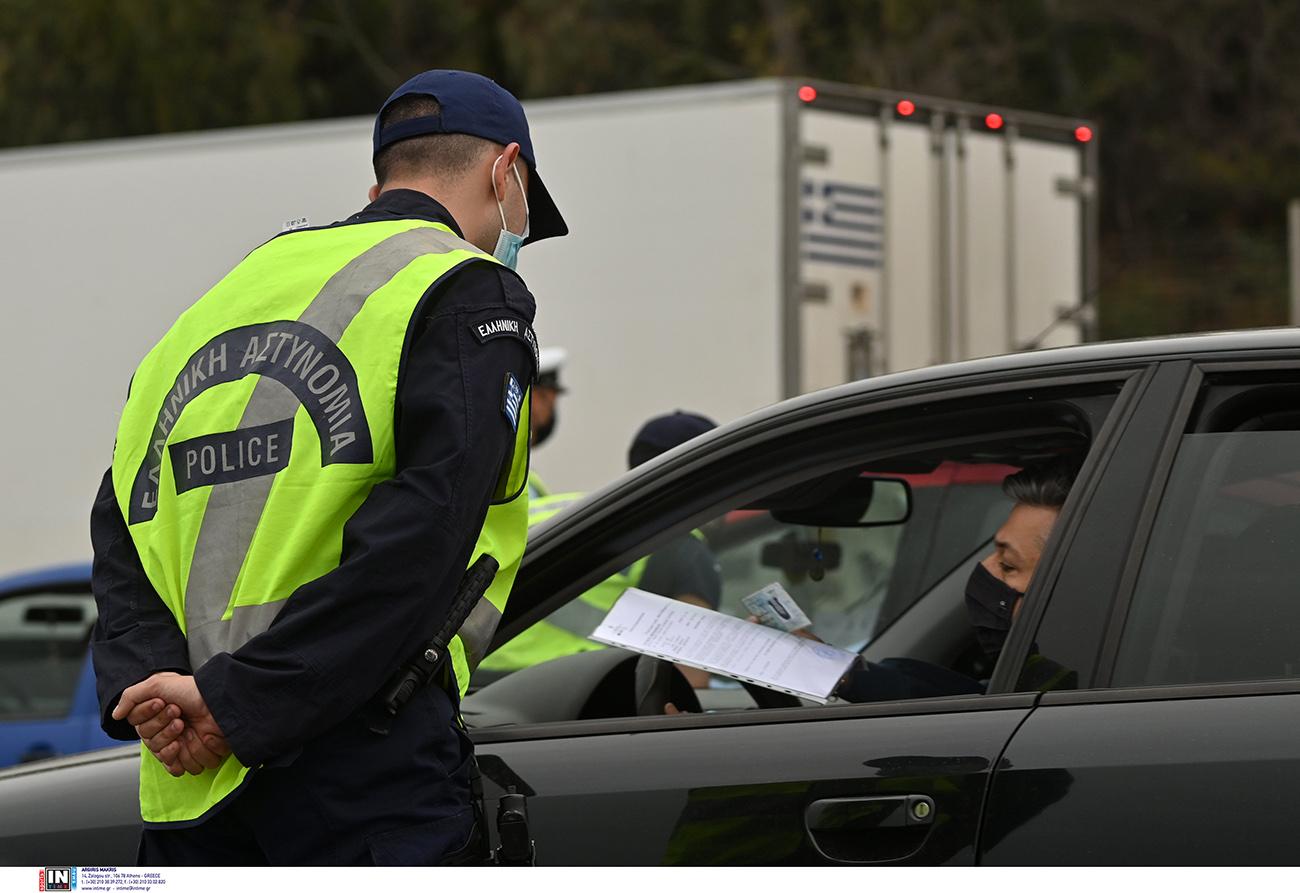 Μετακίνηση με ΙΧ και ταξί: Πόσα άτομα επιτρέπονται, τι ισχύει από τη Δευτέρα 24/05