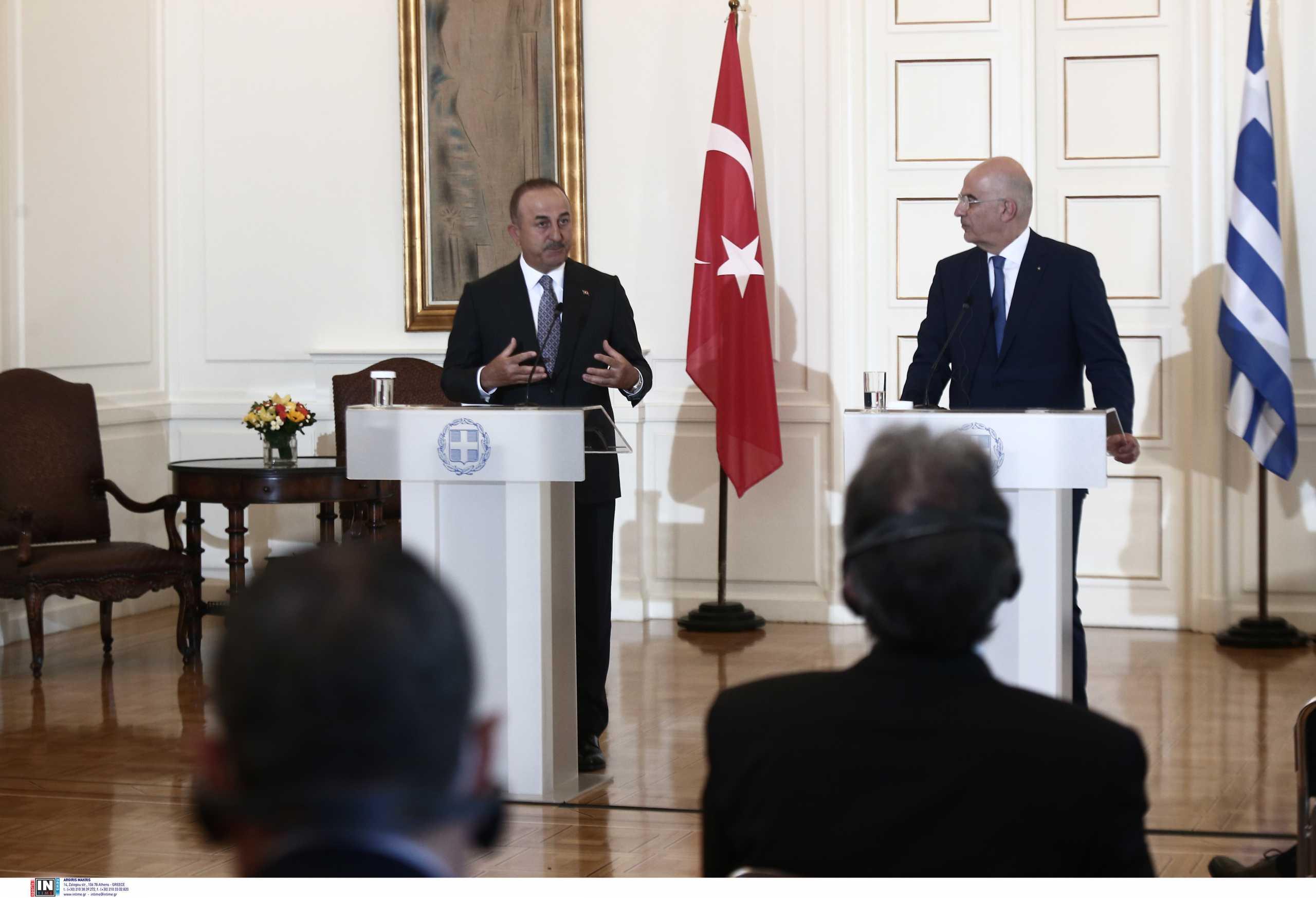 Δένδιας: Δεν τρέφουμε αυταπάτες για τις σχέσεις μας με την Τουρκία