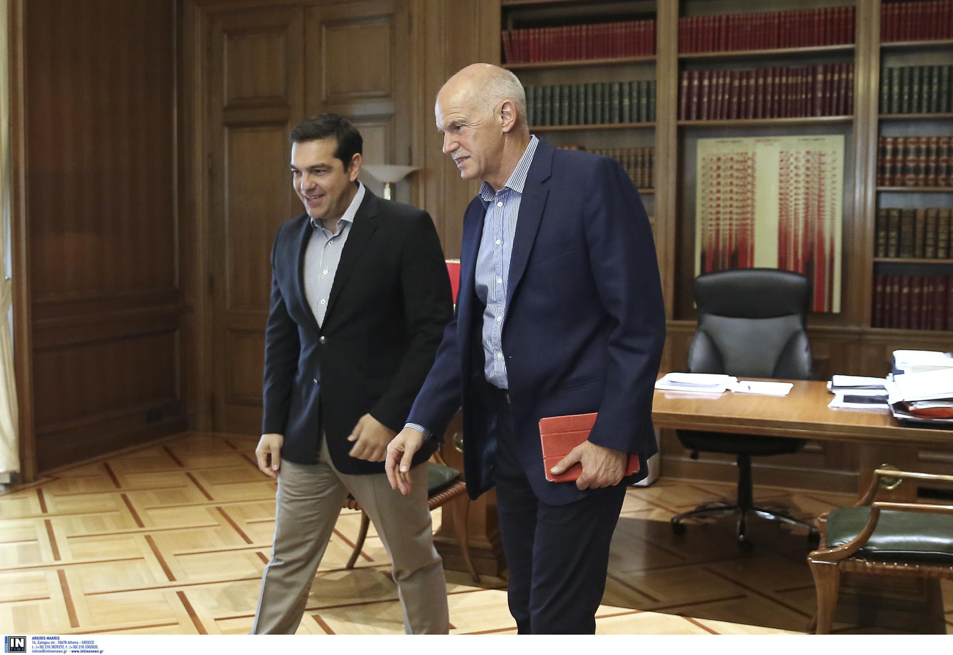 ΣΥΡΙΖΑ και Παπανδρέου διαψεύδουν τα σενάρια ένταξης στη Σοσιαλιστική Διεθνή