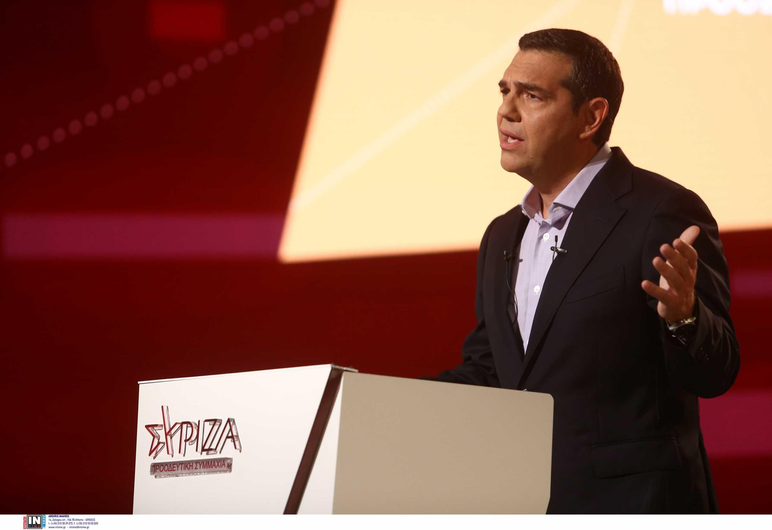 ΣΥΡΙΖΑ: Στην Ηλεία ο Τσίπρας – Προβληματισμός για τα μνημόνια με την Βόρεια Μακεδονία