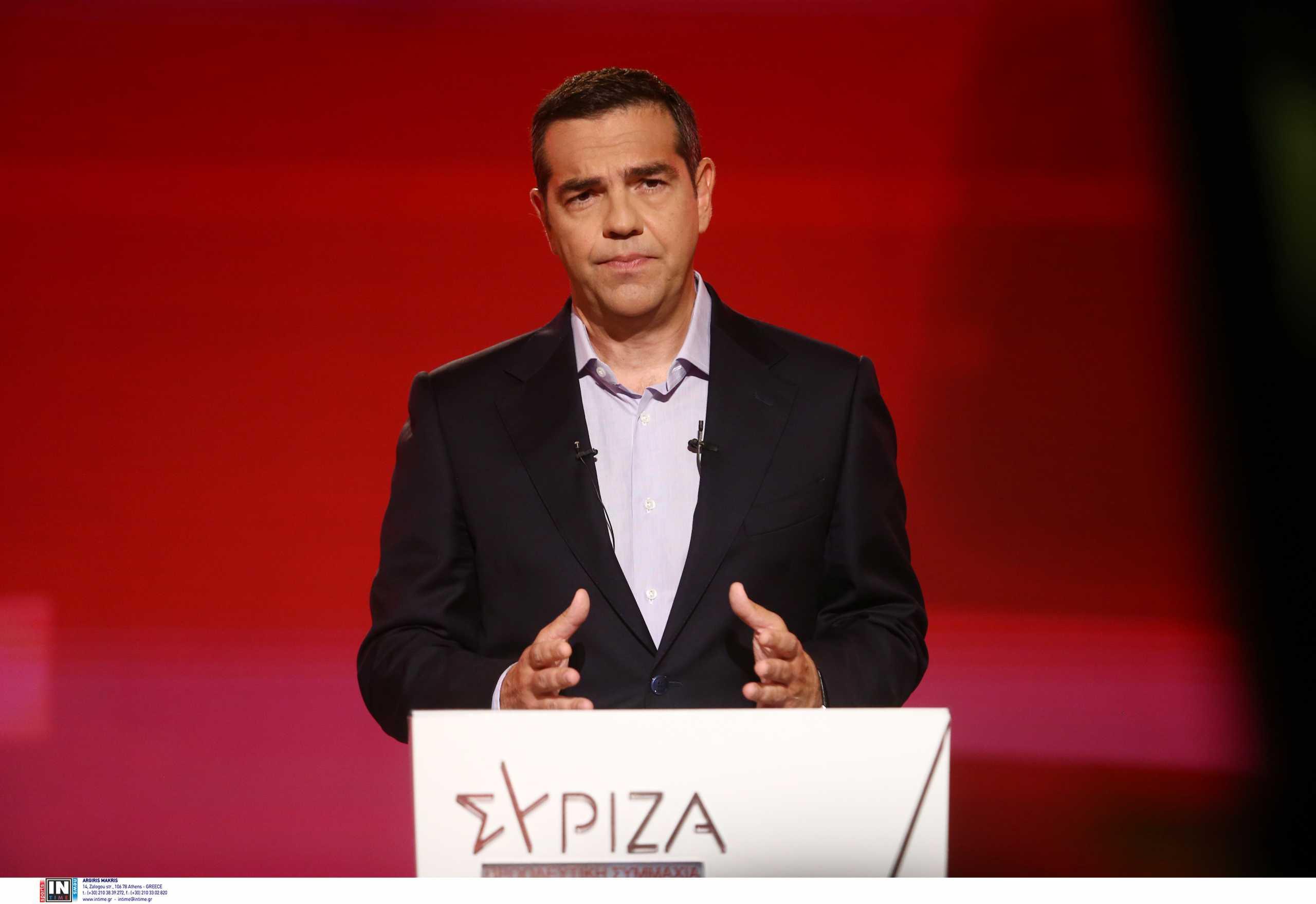 Τσίπρας με το… βλέμμα σε εκλογές: «Όταν ο λαός το ορίσει, ελπίζω σύντομα, θα είμαστε έτοιμοι»