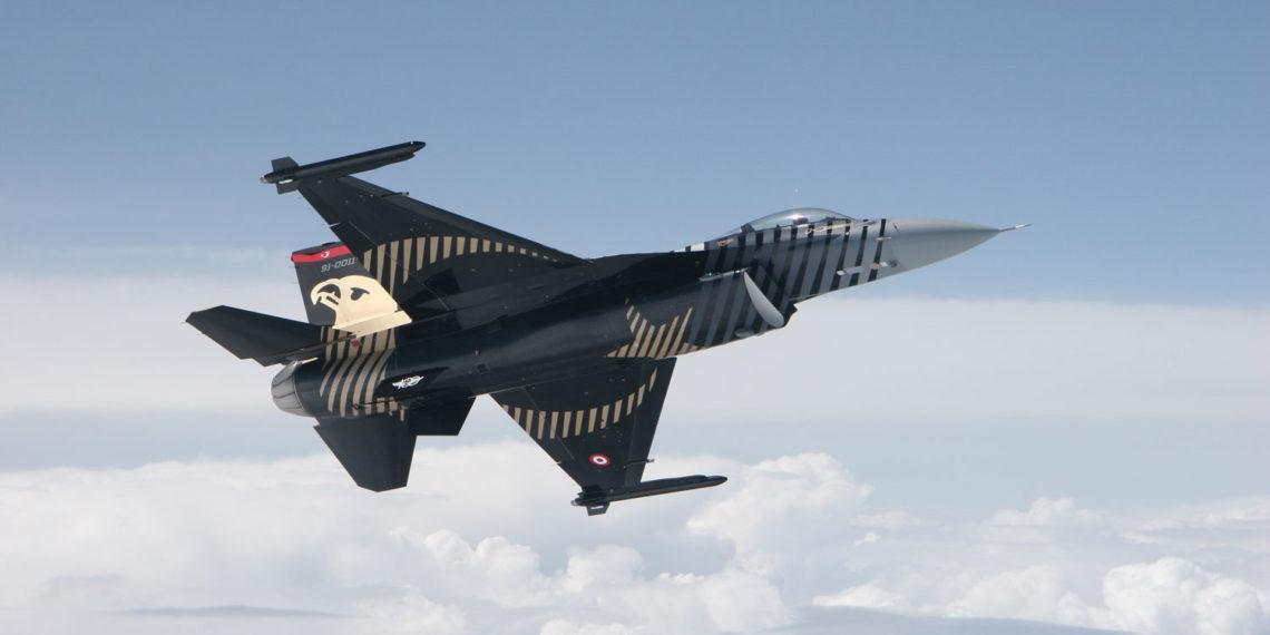 Ahval: Η Τουρκία ψάχνει απεγνωσμένα πιλότους για τα F-16