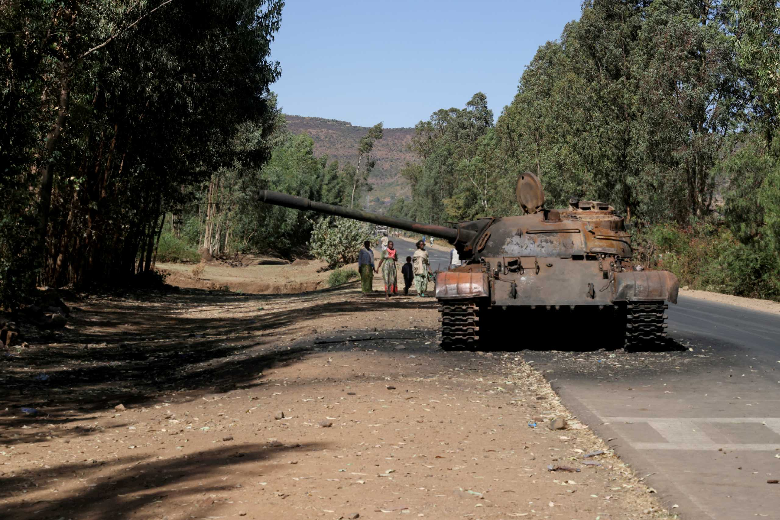Αιθιοπία: Ανησυχία ΟΗΕ για τις πληροφορίες ότι στρατιώτες συλλαμβάνουν ανθρώπους σε καταυλισμούς εκτοπισμένων