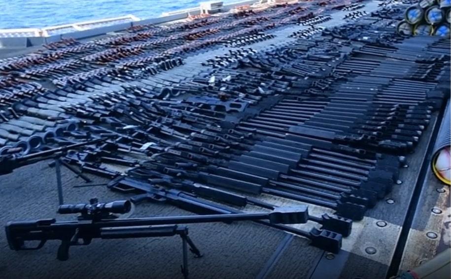 Δεν πίστευαν στα μάτια τους οι Αμερικανοί – Αποκάλυψαν αρκετά όπλα για έναν μικρό στρατό! [vid]