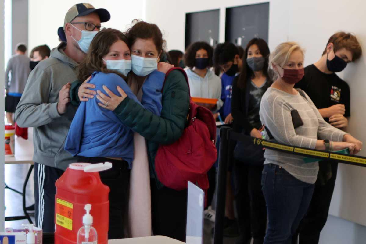 ΗΠΑ: Ξεκίνησε ο εμβολιασμός κατά του κορονοϊού στα παιδιά 12 με 15 ετών (pics)