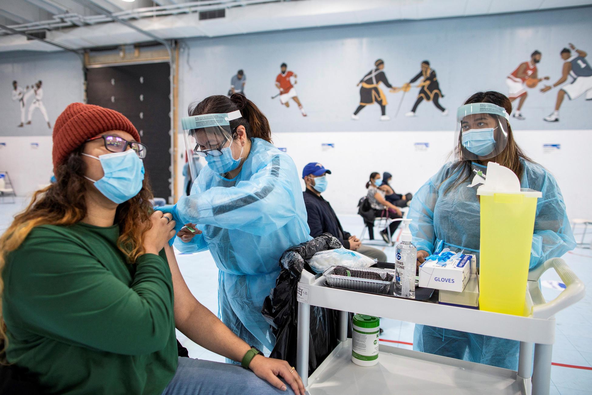 Βέλγιο: Ξεκινούν οι εμβολιασμοί των αστέγων στις Βρυξέλλες