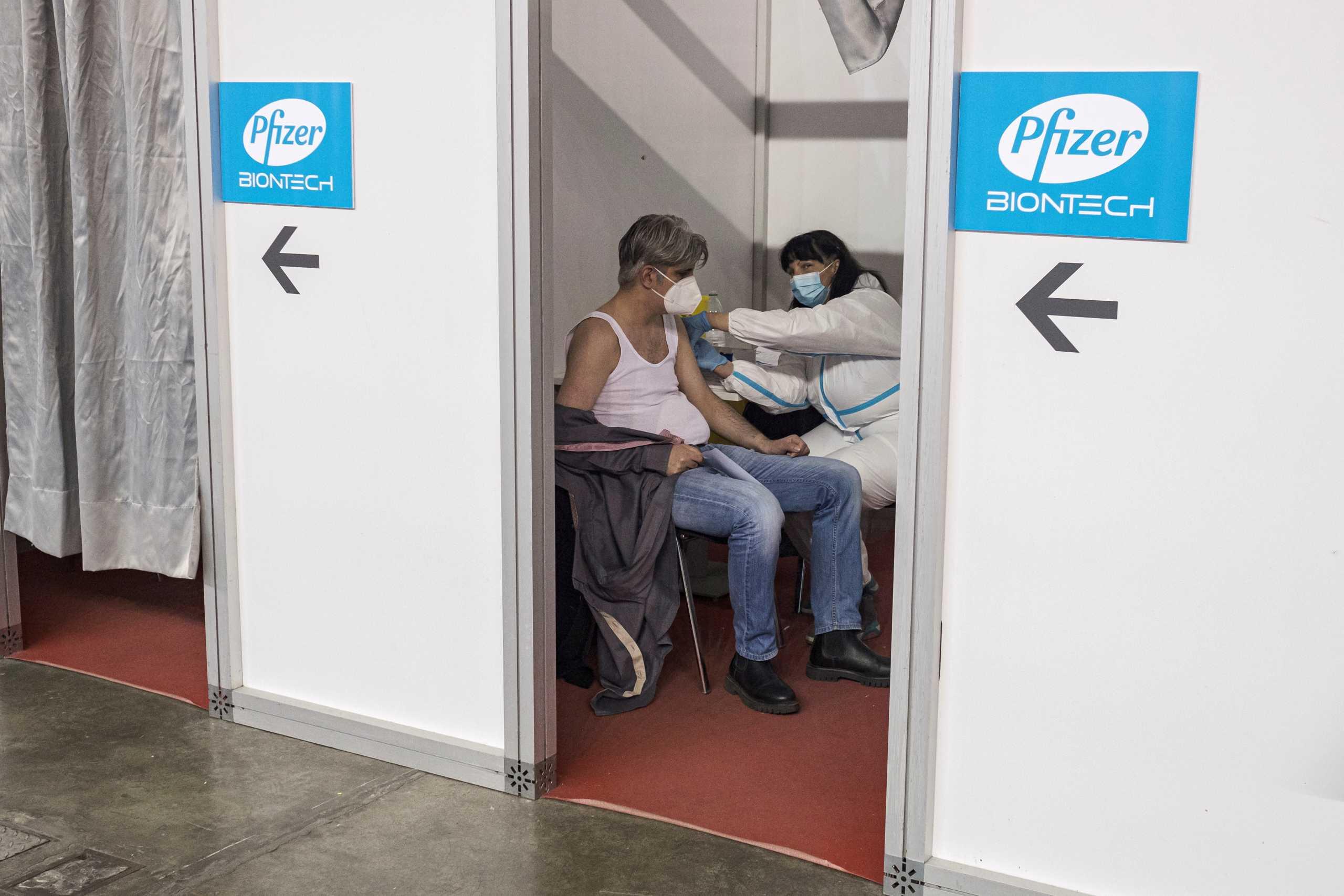 Κορονοϊός: Η Biontech ετοιμάζει εμβόλιο και για τις τυχόν νέες παραλλαγές του κορονοϊού
