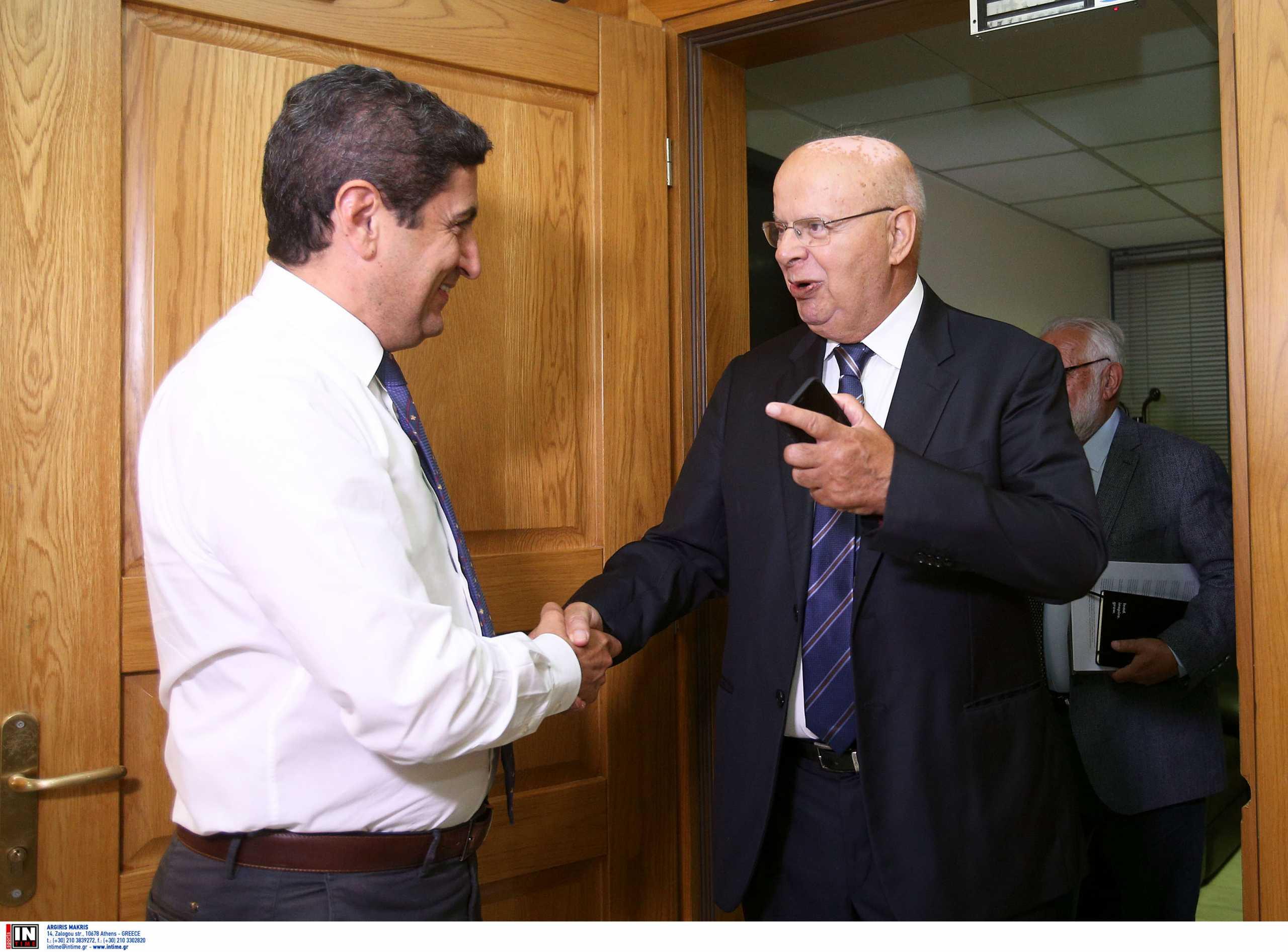 Βασιλακόπουλος: «Νομοθετική επέμβαση που προσβάλει το αθλητικό κίνημα»