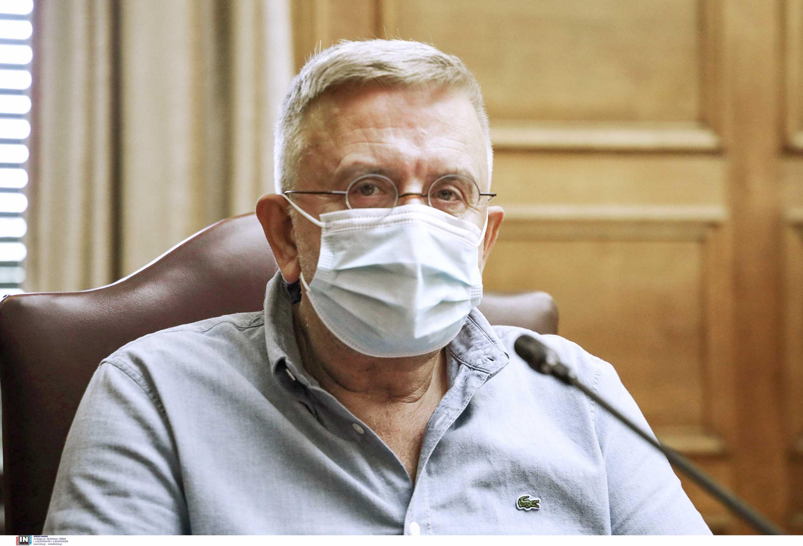 Βερύκιος στην Προανακριτική για Καλογρίτσα: Αυτά δεν γίνονται ούτε στην μαφία μου είπε ο Κοντομηνάς