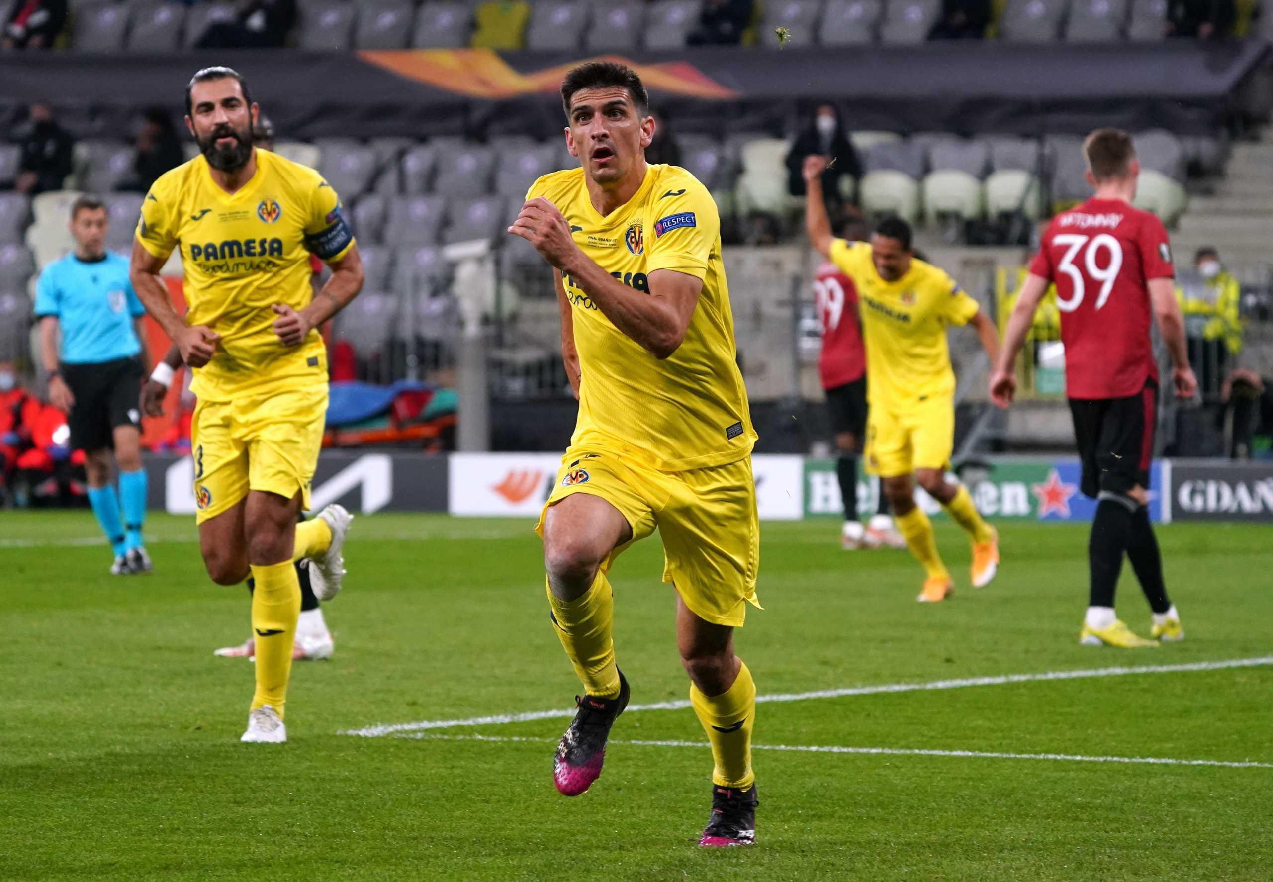 Βιγιαρεάλ – Γιουνάιτεντ: «Βασιλιάς» Έμερι κατέκτησε στα πέναλτι το Europa League με ήρωα τον Ρούλι