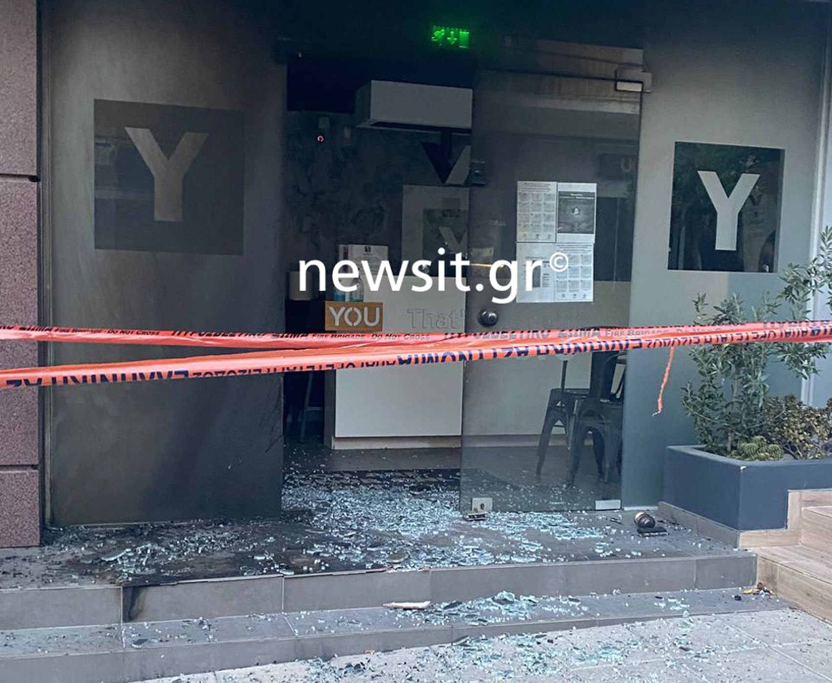 Νίκος Χαρδαλιάς: Εμπρηστικές επιθέσεις στα μαγαζιά της γυναίκας του στο Βύρωνα