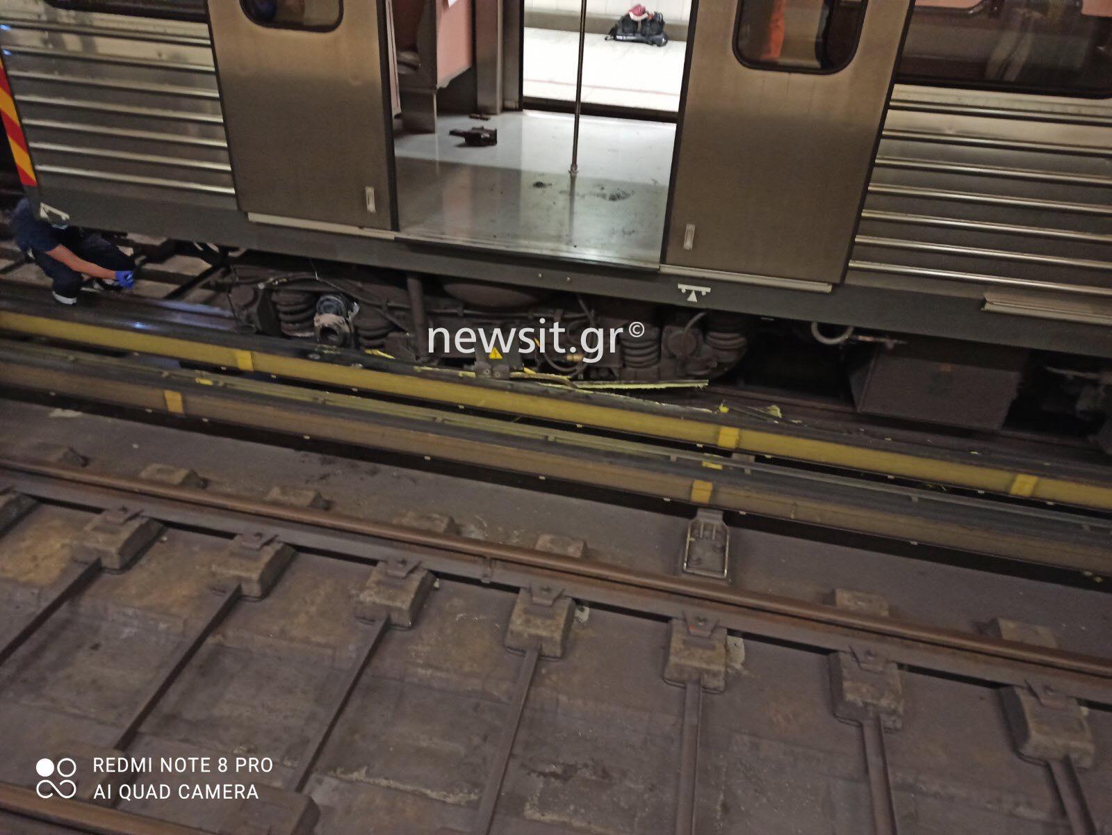 Ακινητοποιημένο το 1/3 των συρμών του Μετρό – Καταγγελίες εργαζομένων για ελλείψεις ανταλλακτικών
